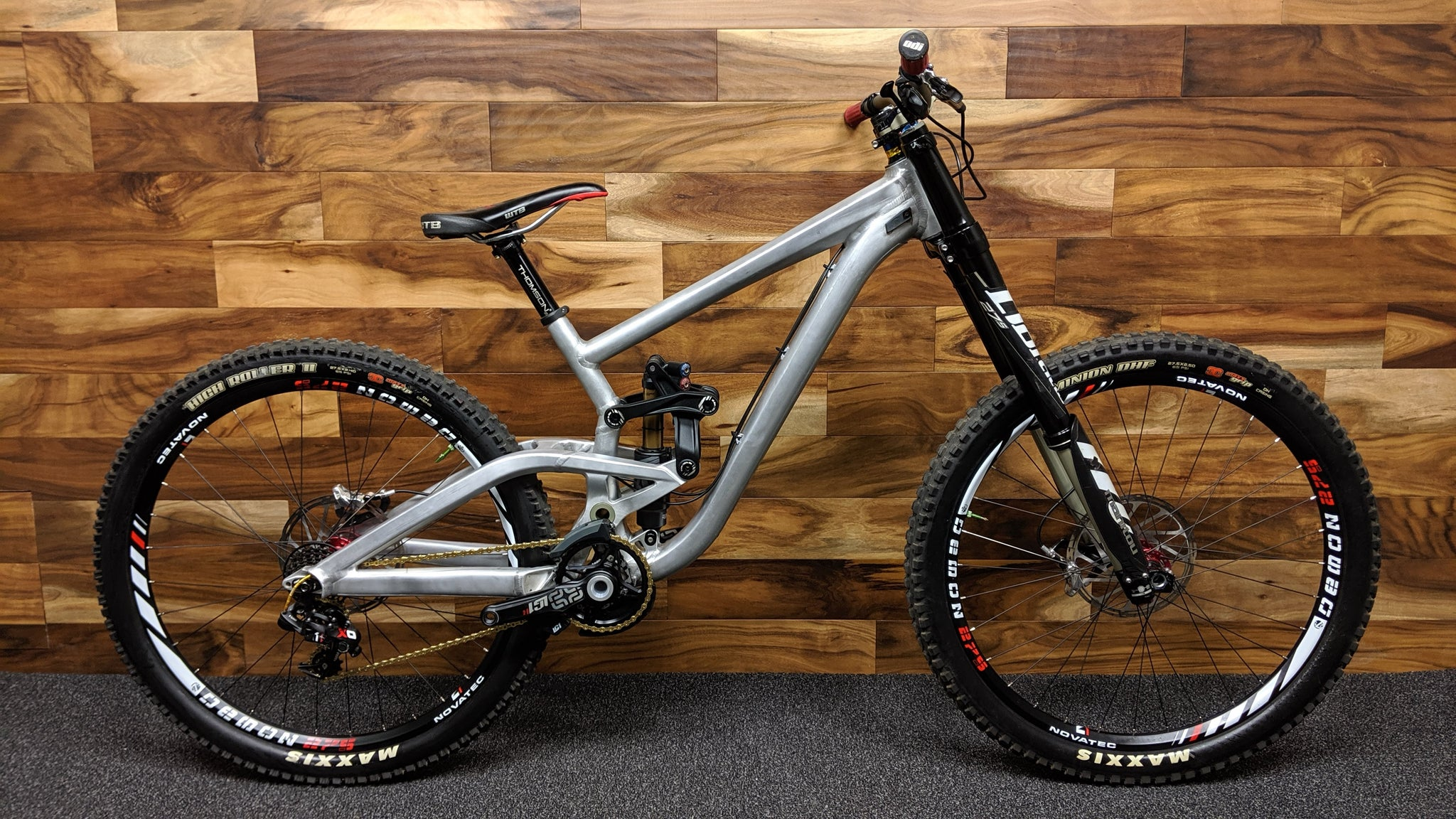 "2016 SCOTT GAMBLER RAW 27.5"" L"