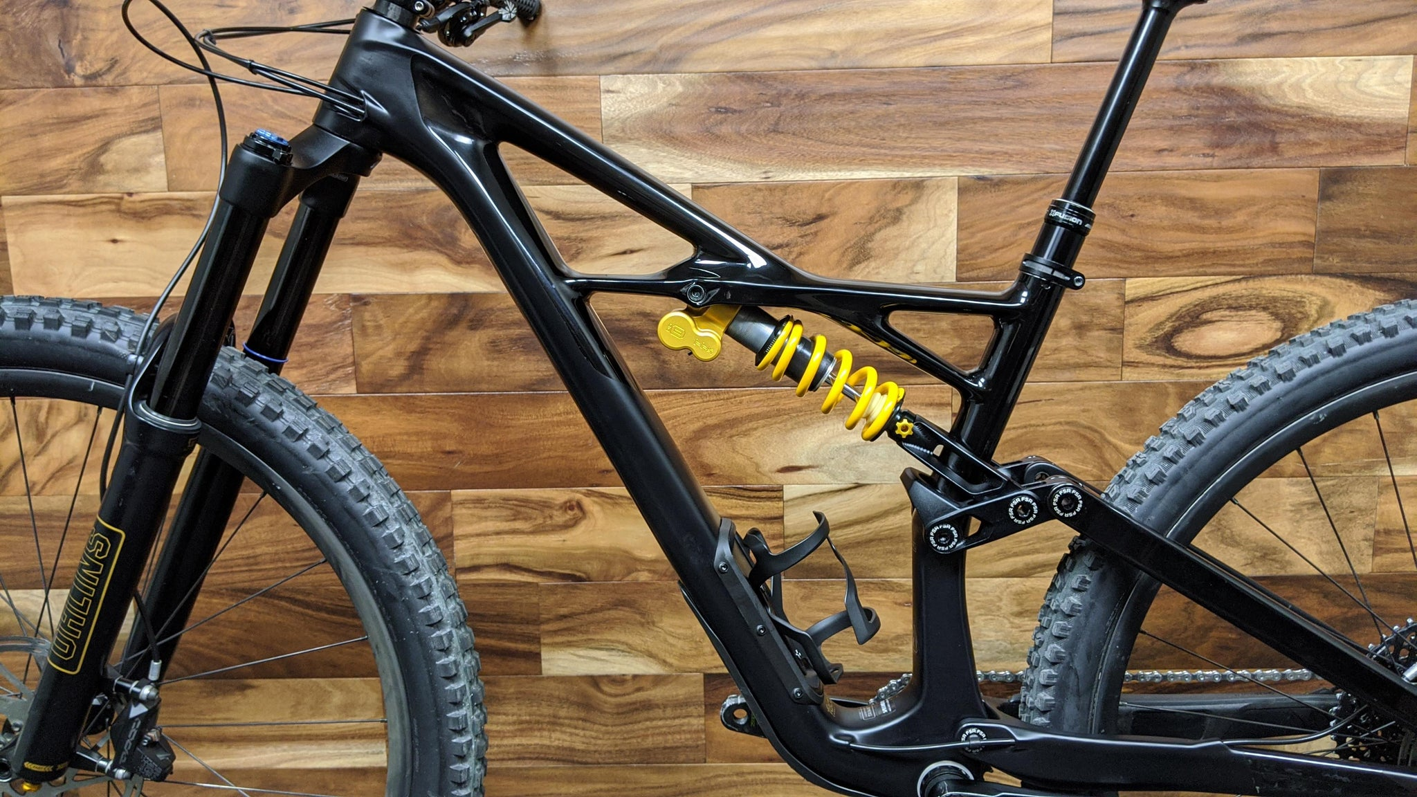 2018 SPECIALIZED ENDURO COIL 29""