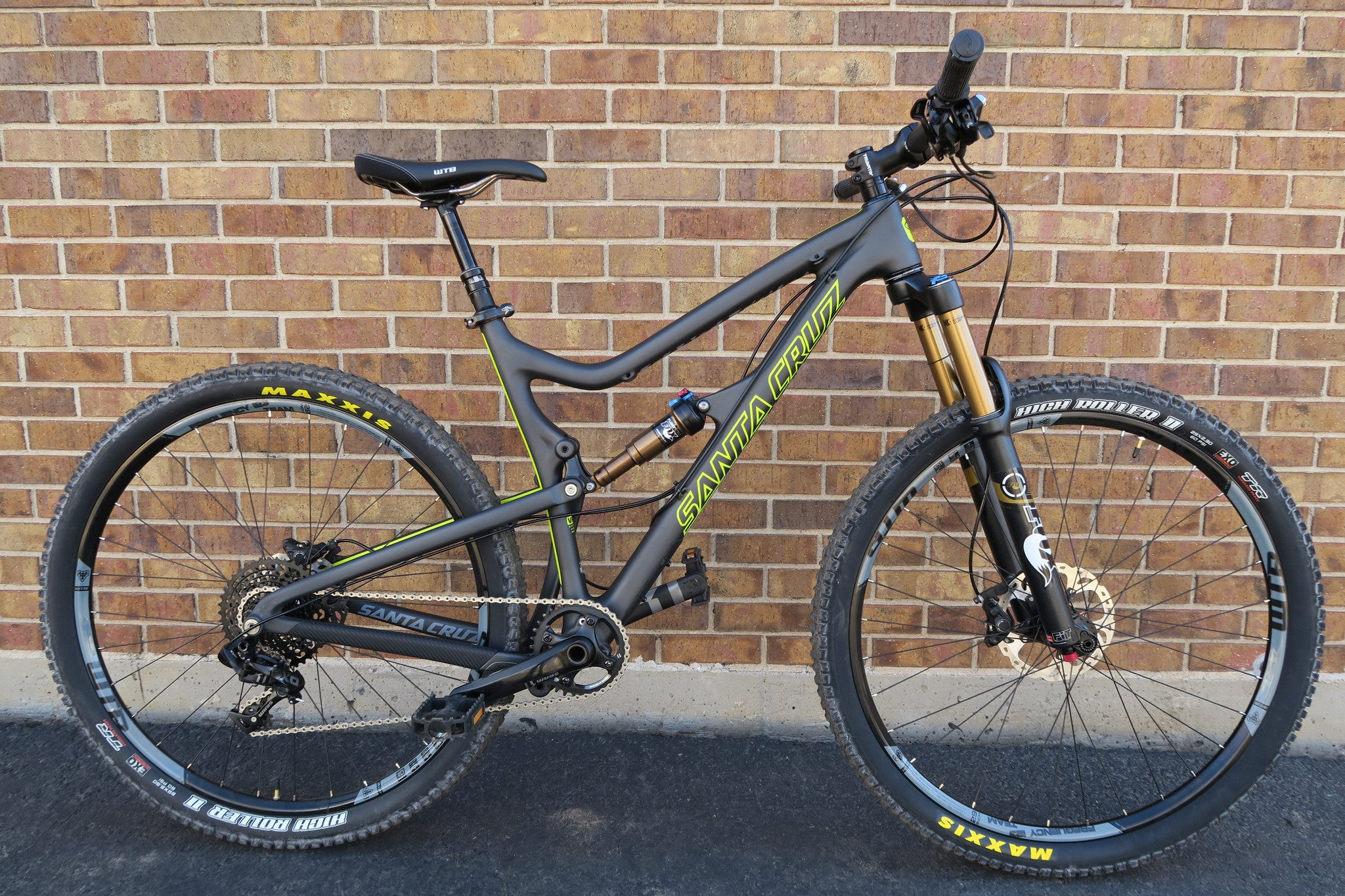 2015 SANTA CRUZ TALLBOY LT CARBON