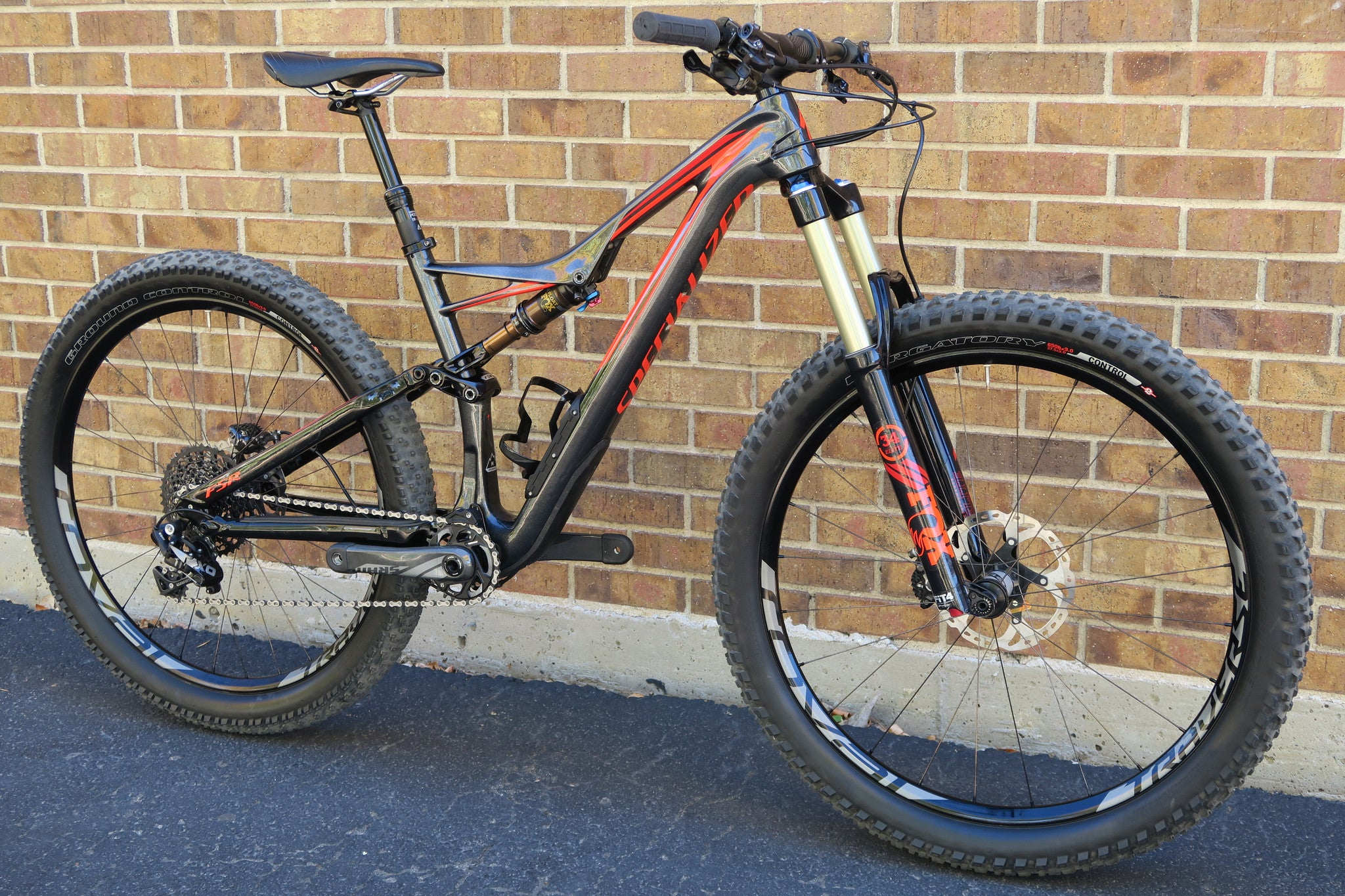 2016 SPECIALIZED STUMPJUMPER FSR EXPERT 6FATTIE 27.5+