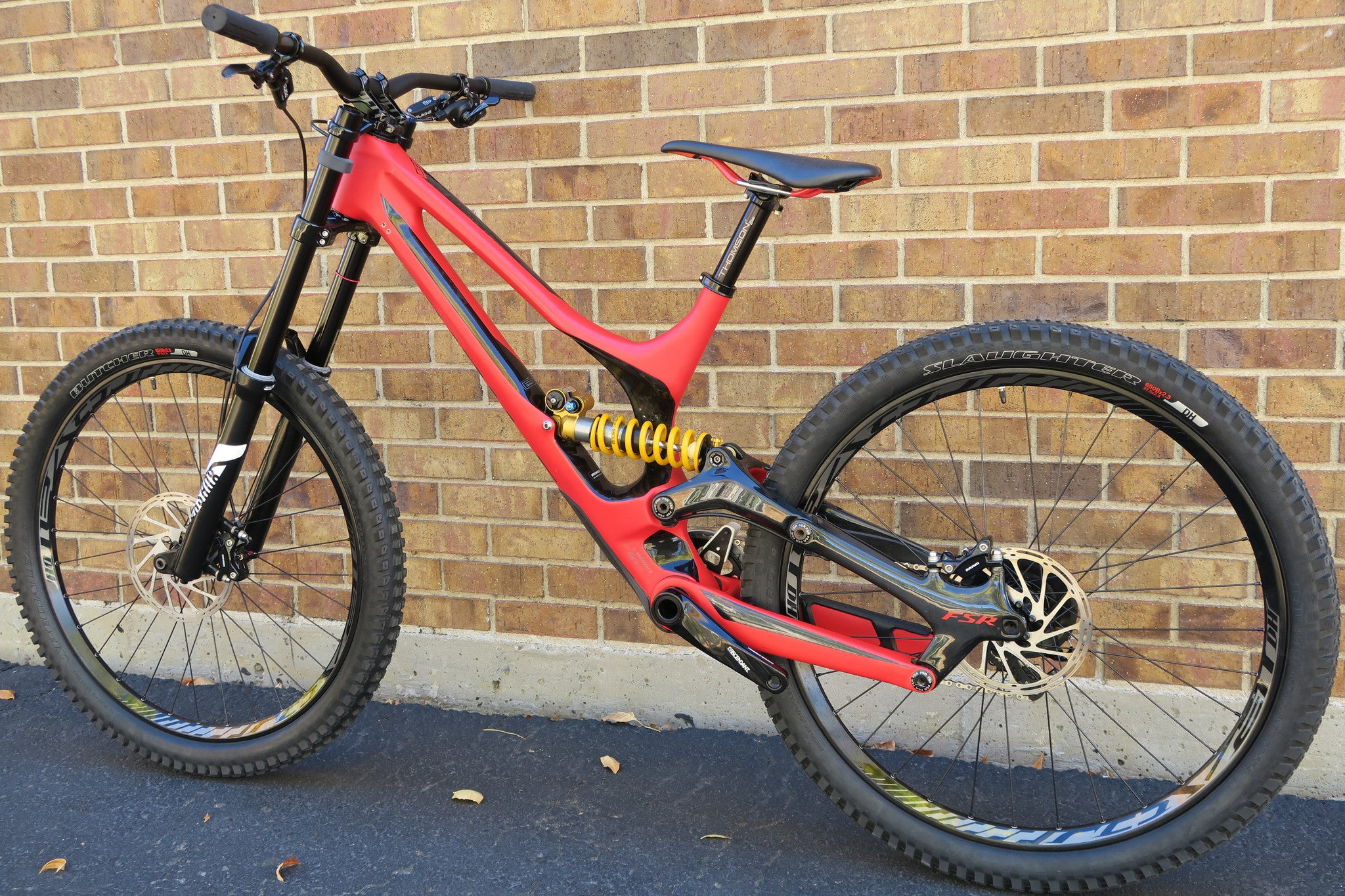 2016 S-WORKS DEMO 8 CARBON