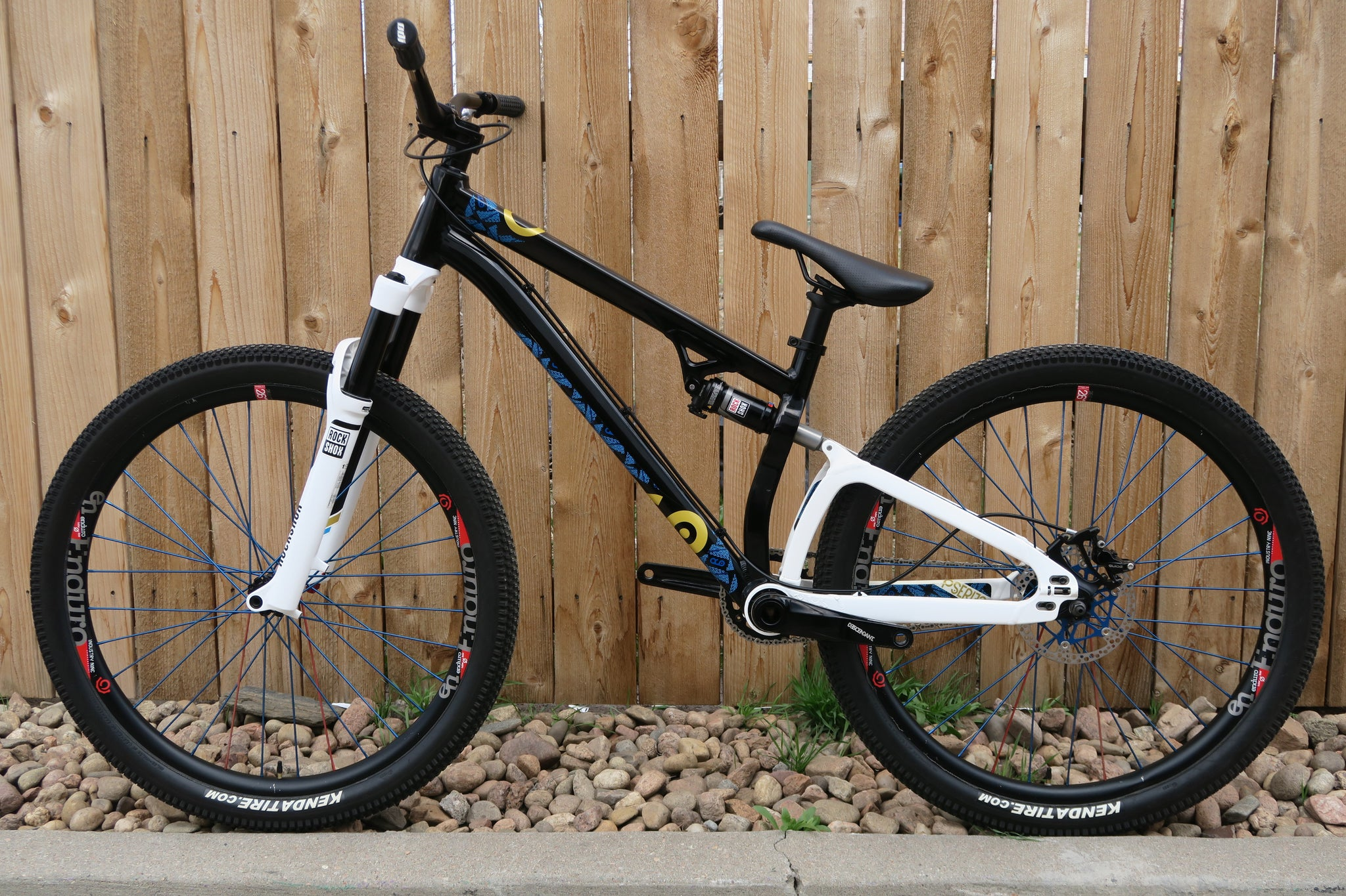 2015 SPECIALIZED P.SLOPE FULL SUSPENSION 26""