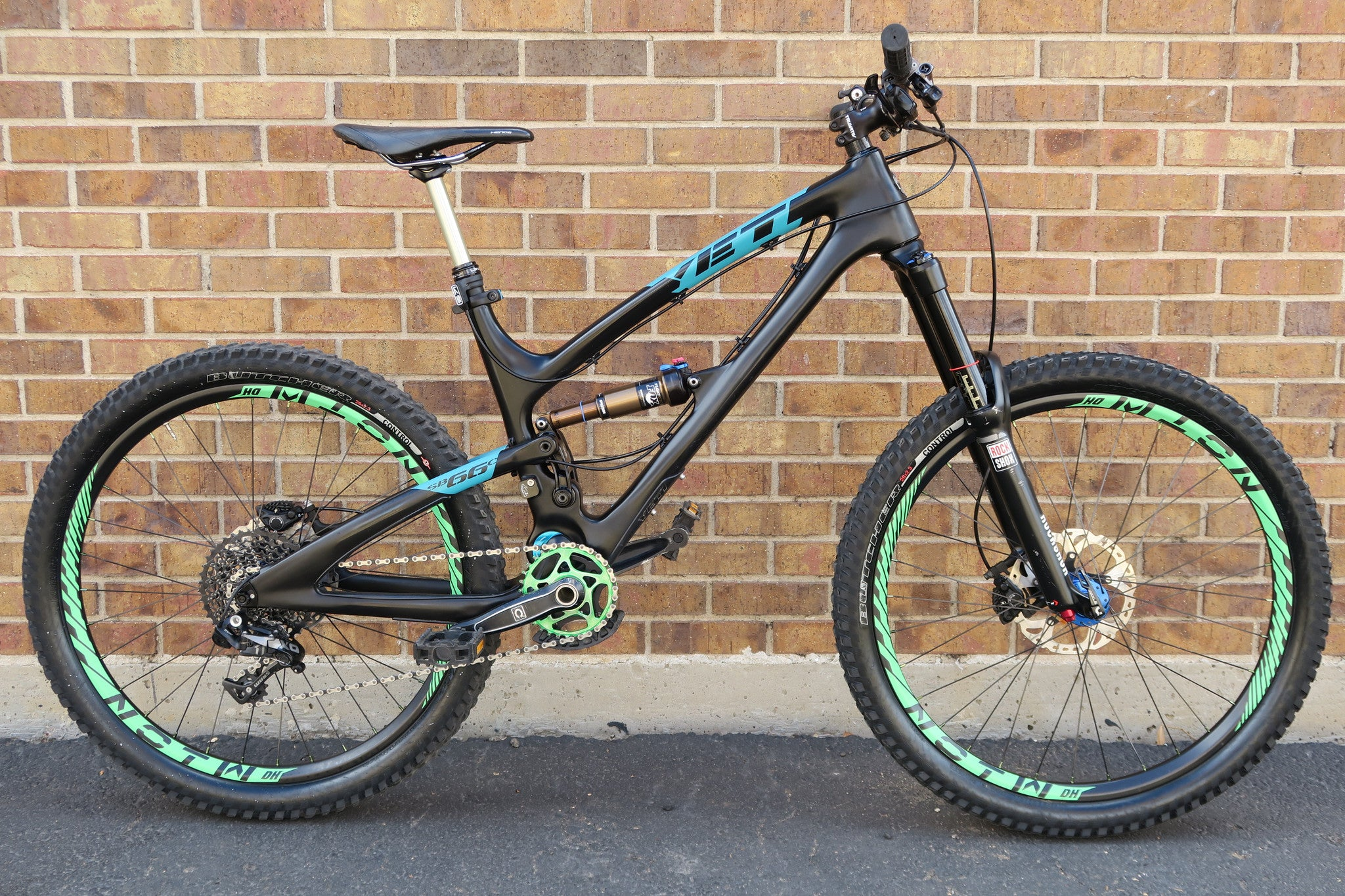 Yeti Sb66 Carbon Frame For Sale