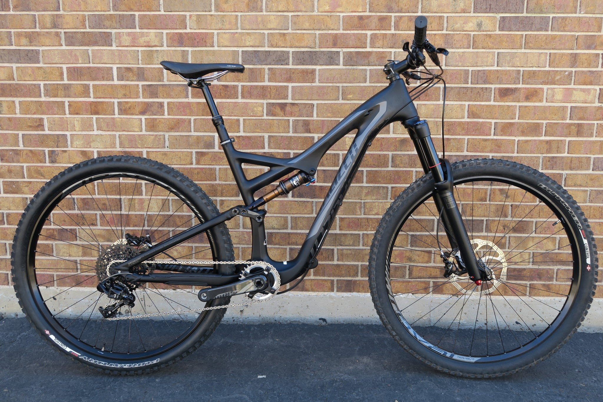 2014 SPECIALIZED STUMPJUMPER EXPERT EVO 29