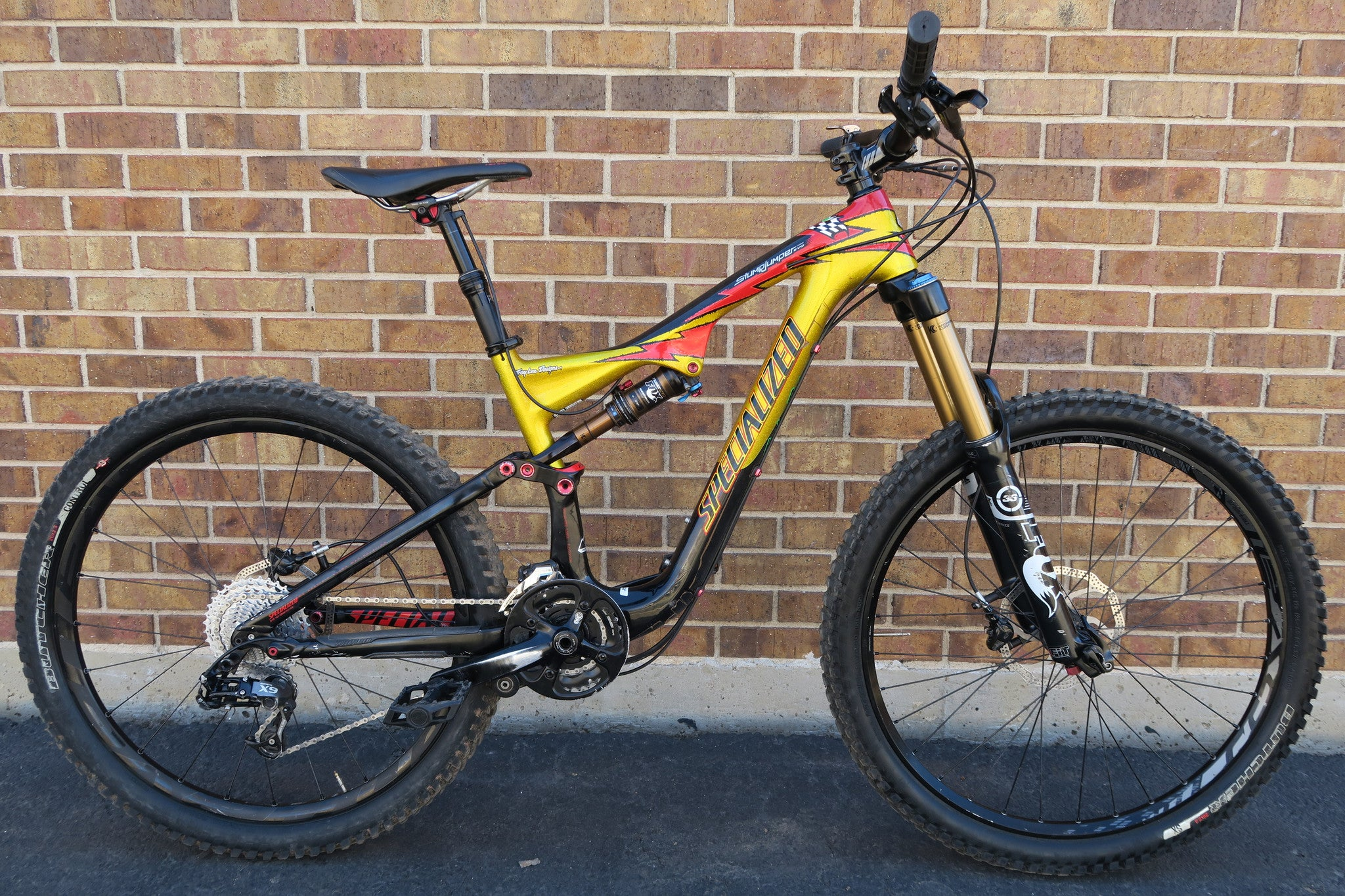 2013 SPECIALIZED STUMPJUMPER EXPERT EVO TROY LEE EDITION