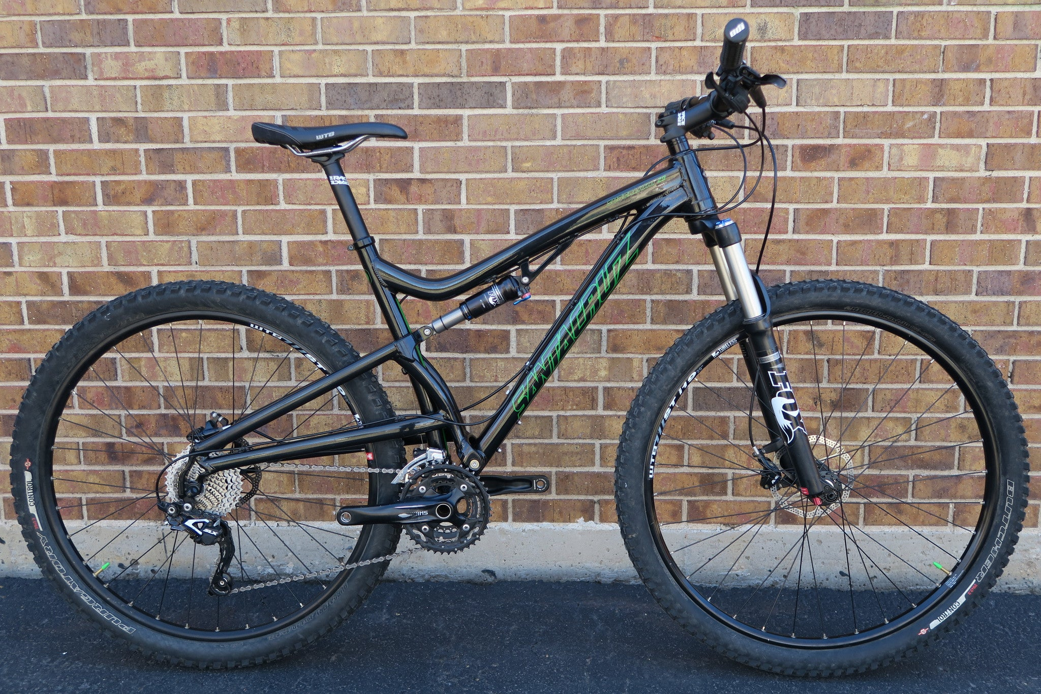 2012 SANTA CRUZ SUPERLIGHT 29