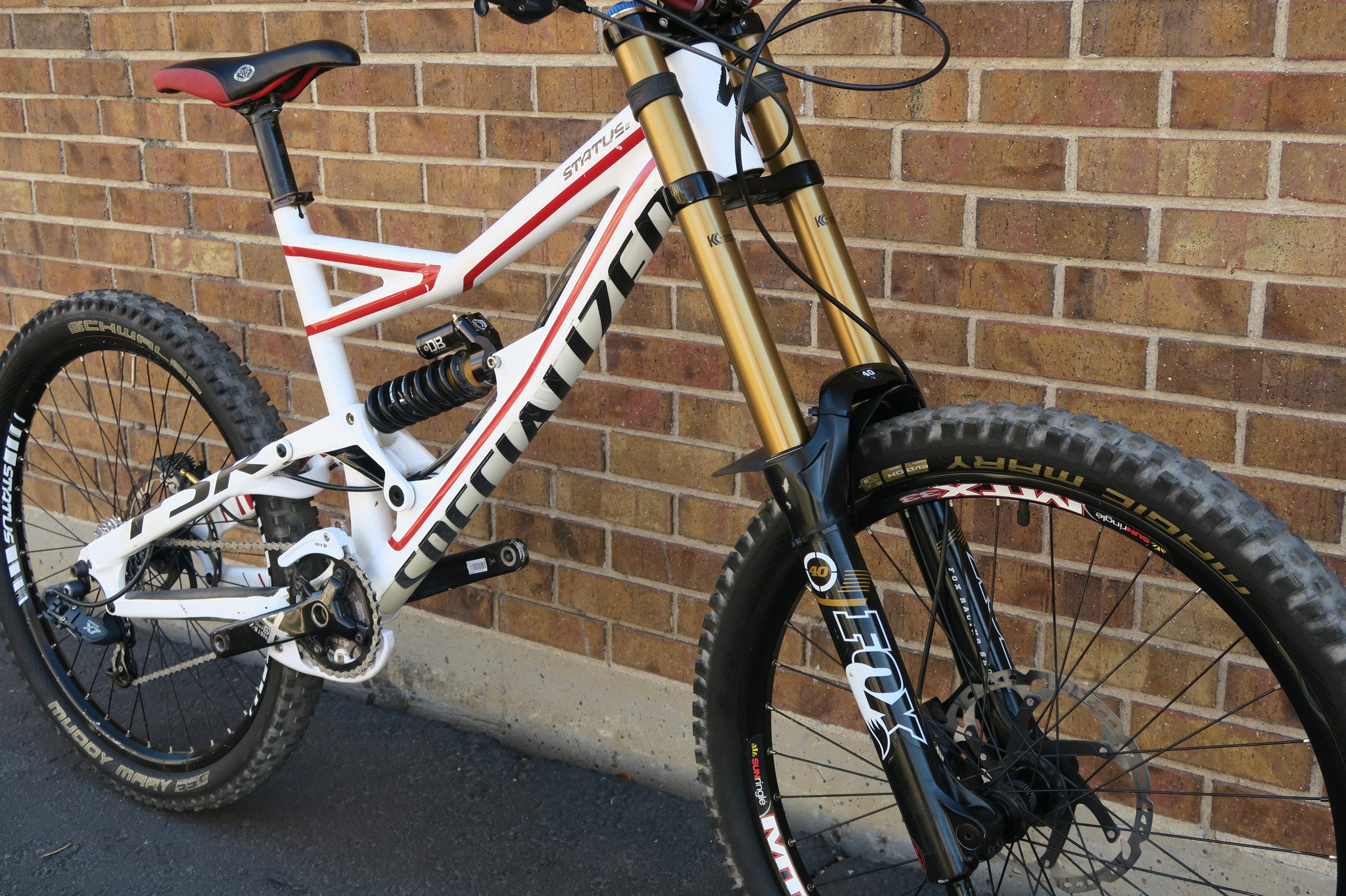 2012 SPECIALIZED STATUS II 26