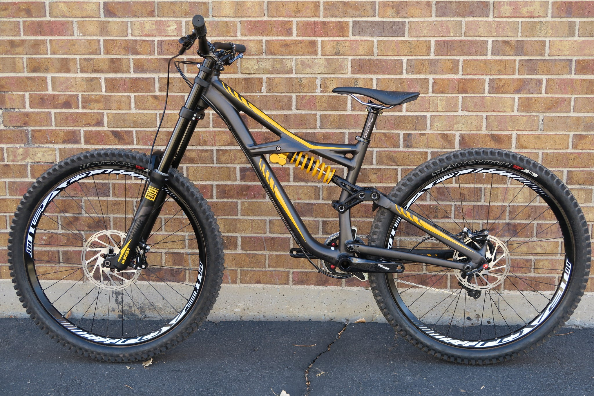2015 SPECIALIZED ENDURO EXPERT EVO 650B 27.5""