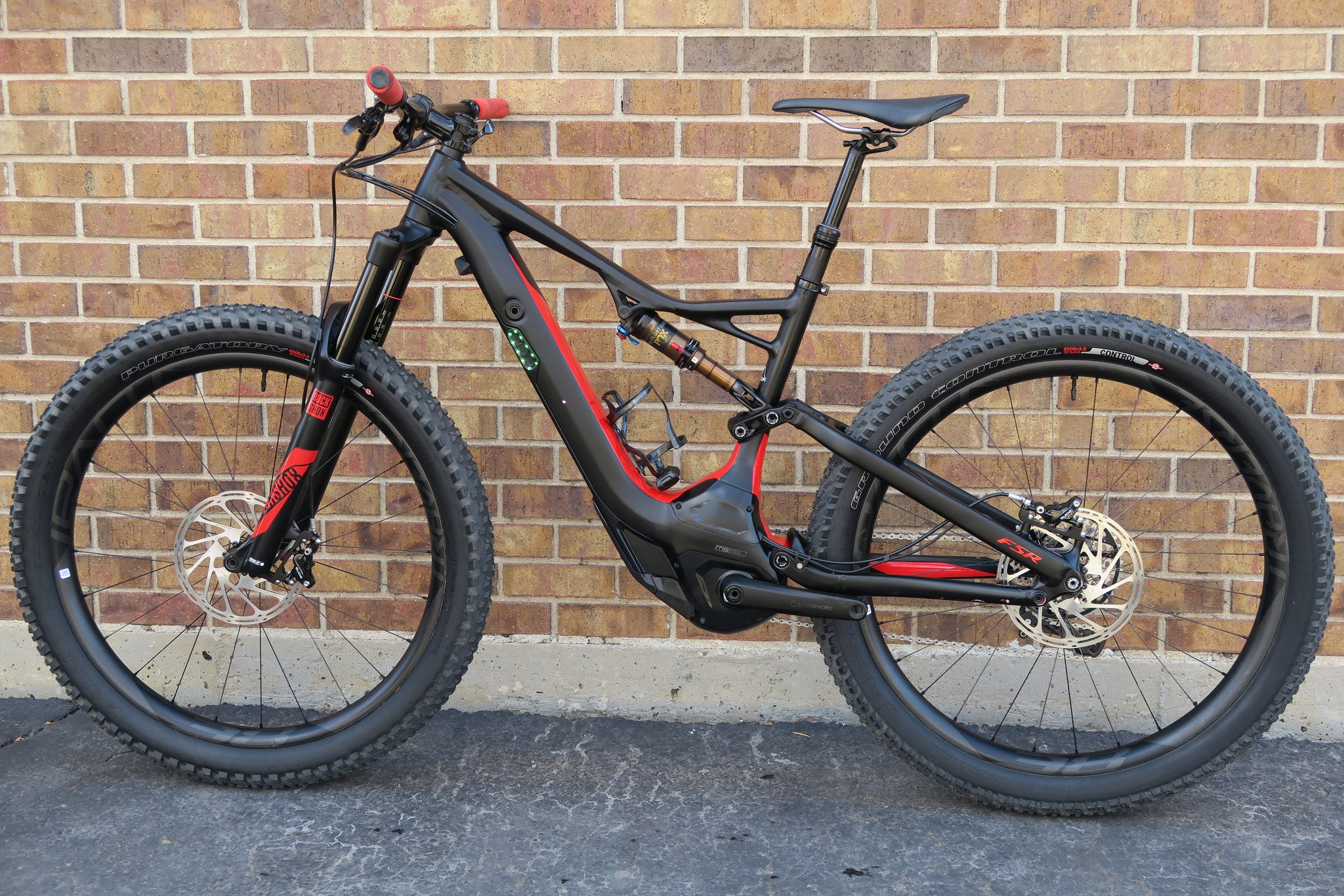 2017 S-WORKS TURBO LEVO FSR 6FATTIE SPECIALIZED ELECTRIC PEDAL ASSIST 27.5+