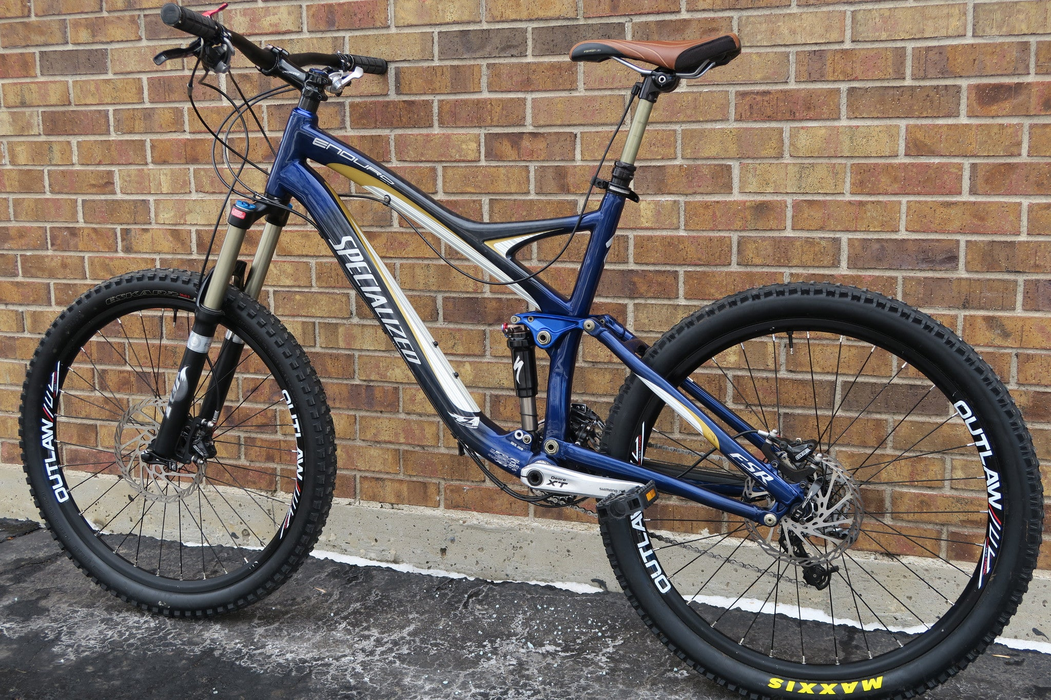 2009 SPECIALIZED ENDURO PRO CARBON SL