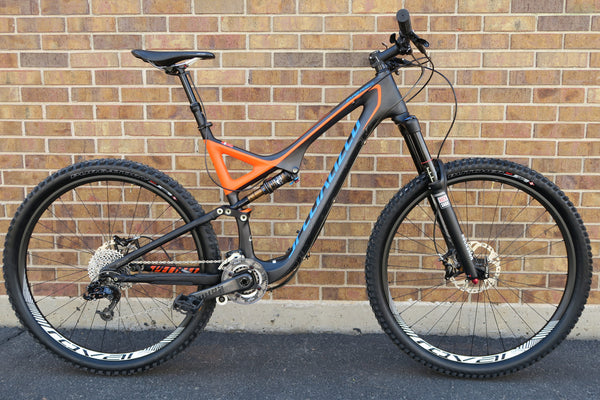 2013 SPECIALIZED STUMPJUMPER CARBON EXPERT EVO 29