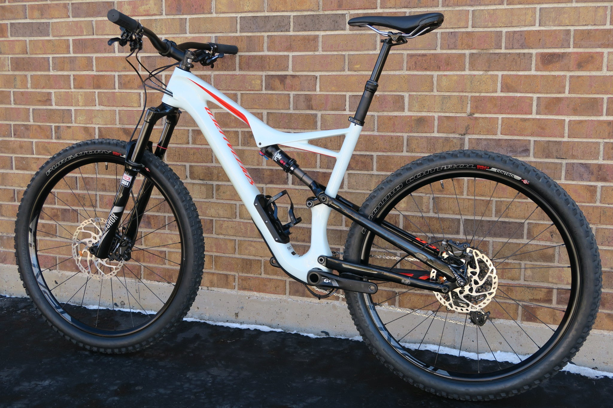 2016 SPECIALIZED CAMBER COMP CARBON 27.5