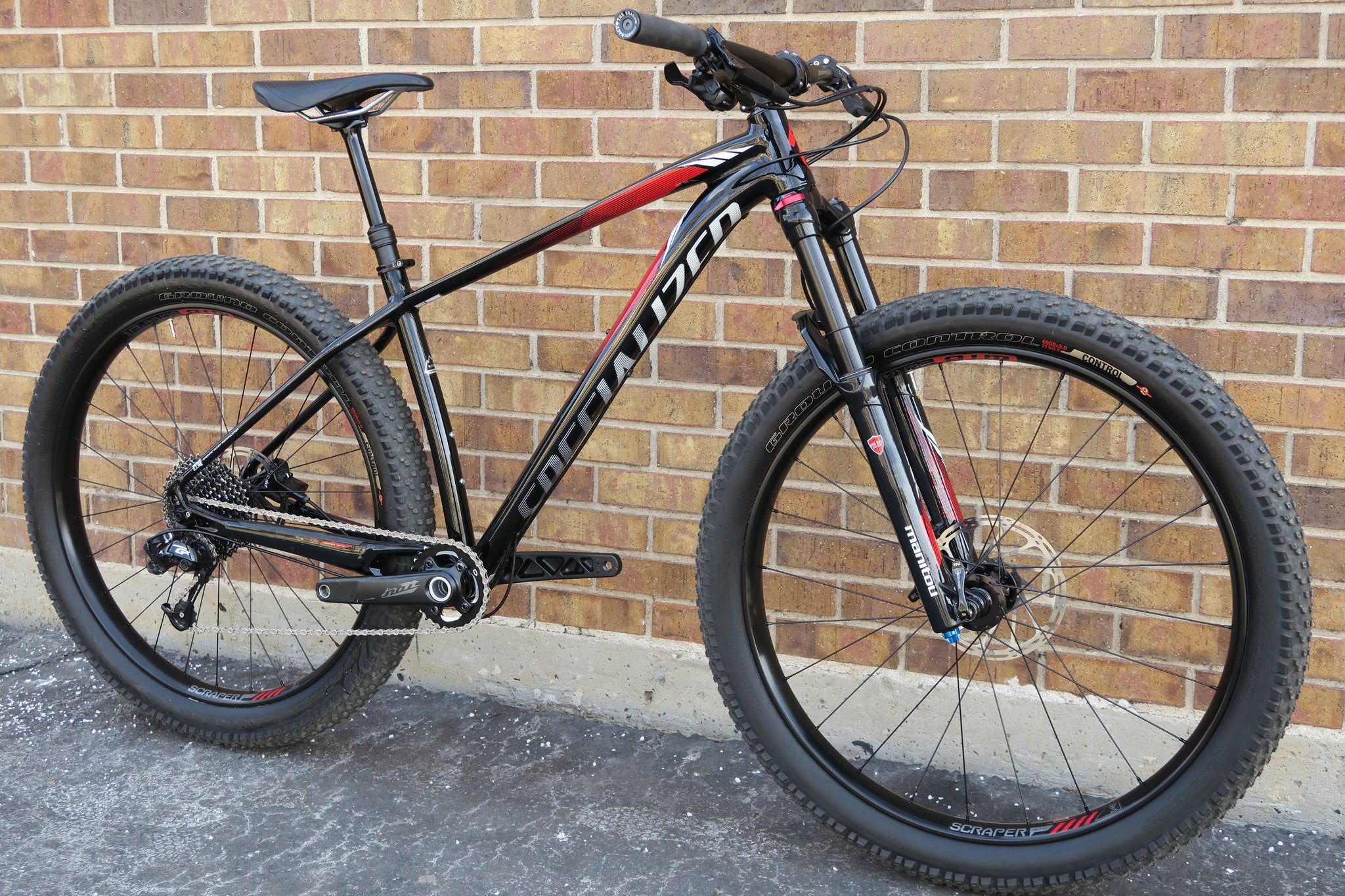 2016 SPECIALIZED FUSE EXPERT 6FATTIE 27.5+