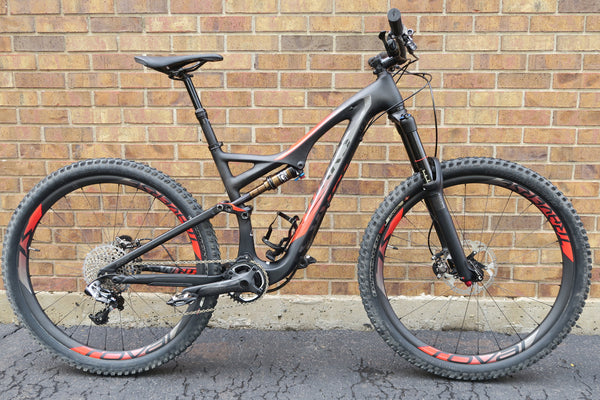 2015 S-WORKS STUMPJUMPER EVO 650B