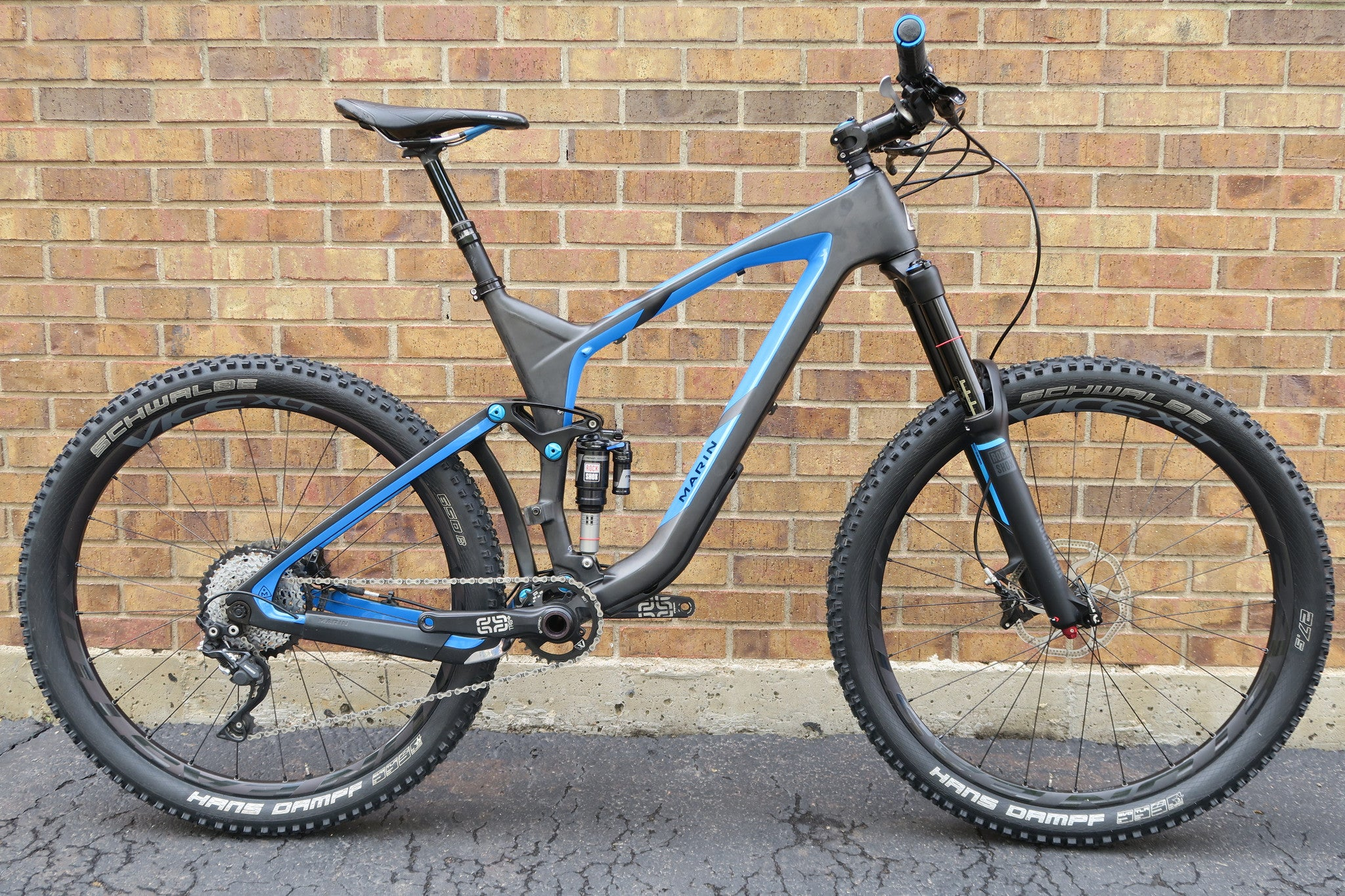 2014 MARIN ATTACK TRAIL XT9