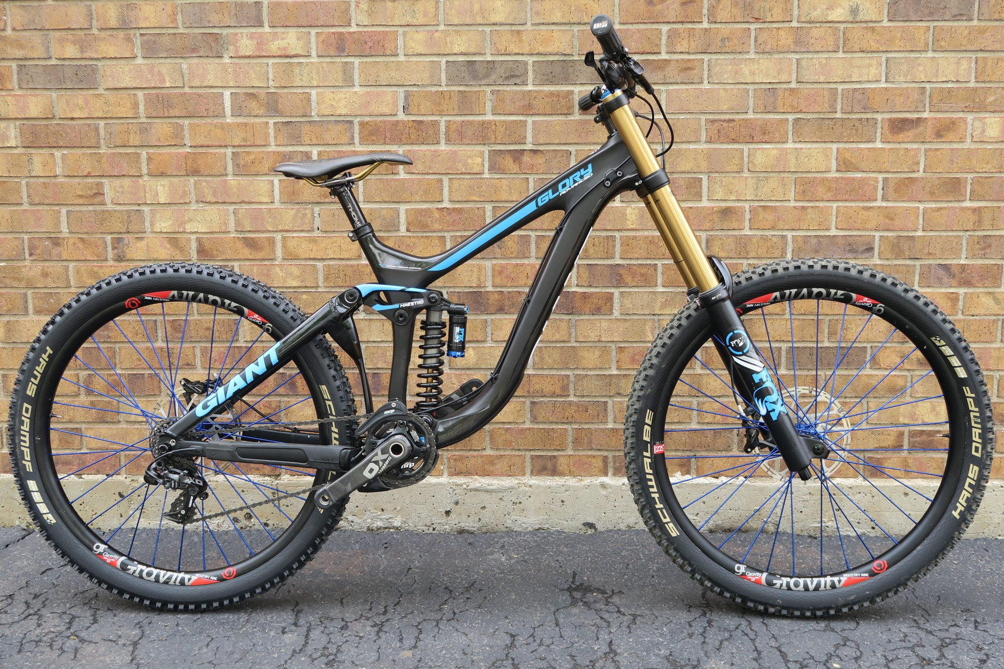 2015 GIANT GLORY ADVANCED CARBON 27.5