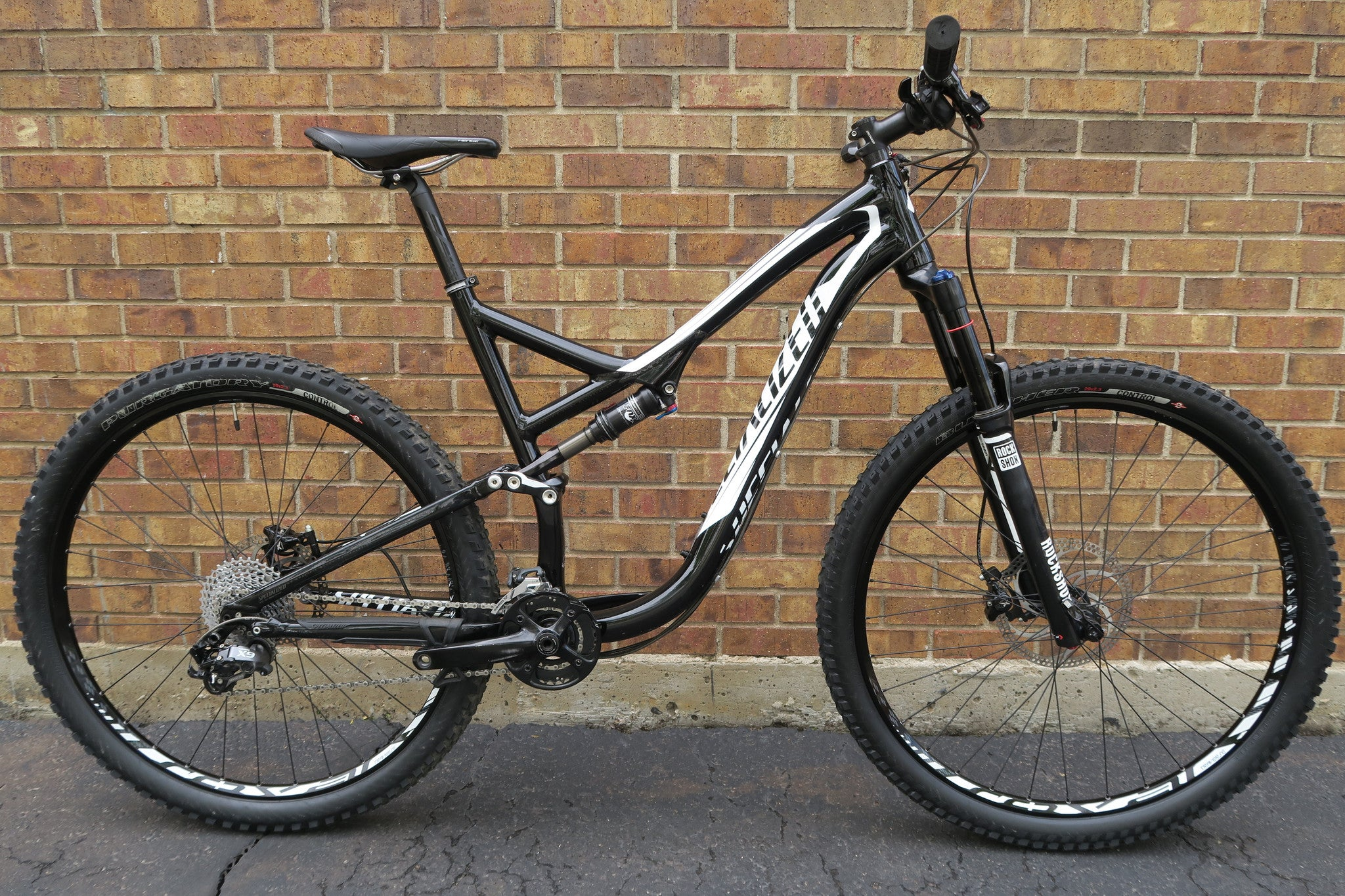 2014 SPECIALIZED STUMPJUMPER COMP EVO