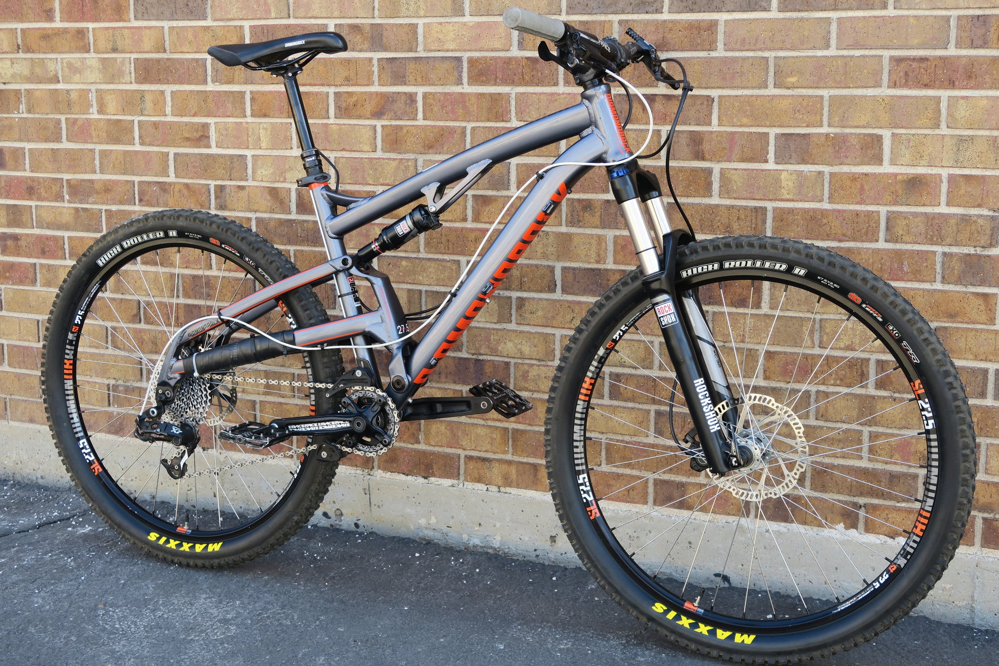 2015 DIAMOND BACK ATROZ COMP 27.5