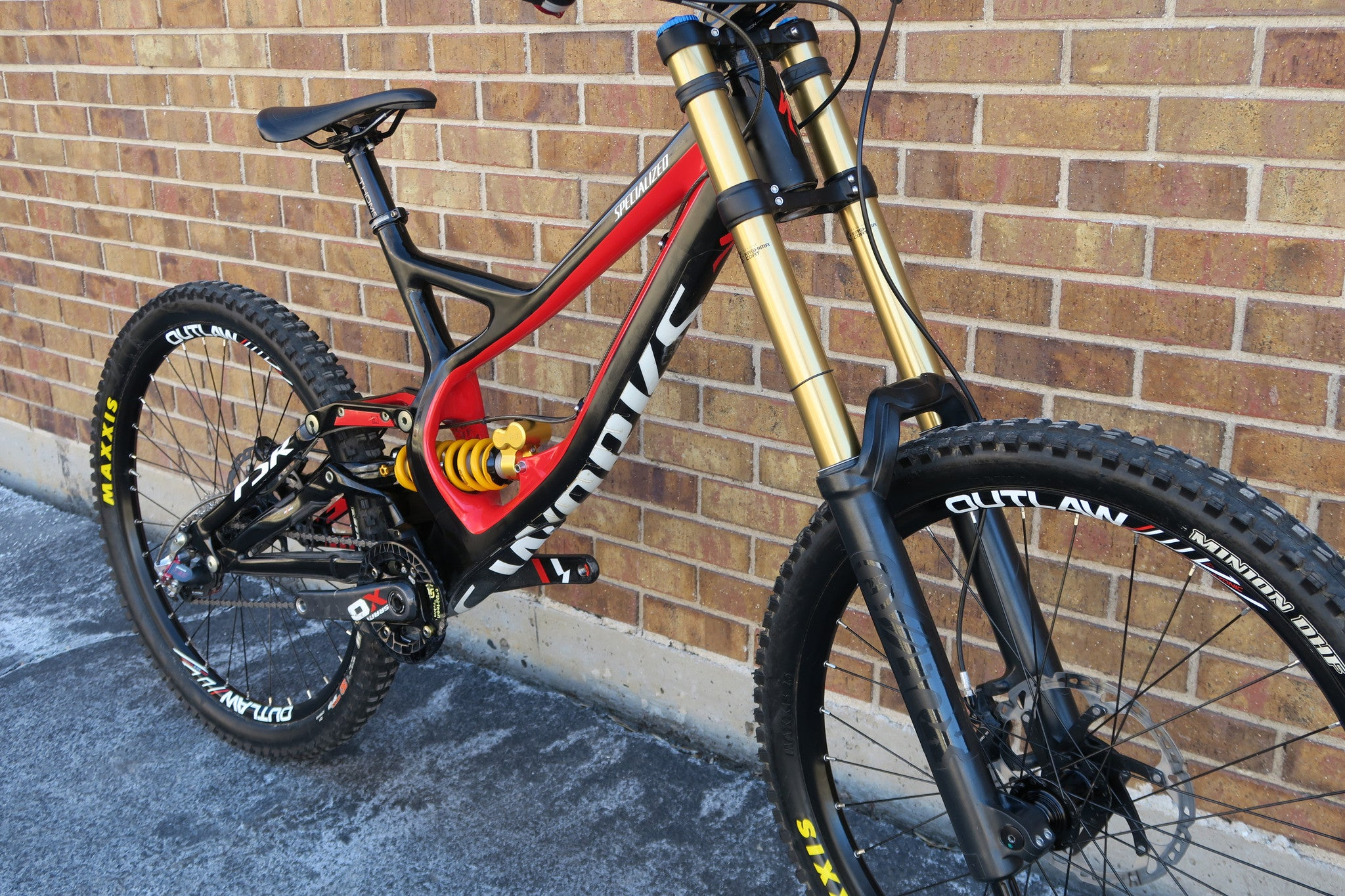 2014 S-WORKS DEMO 8 CARBON 26
