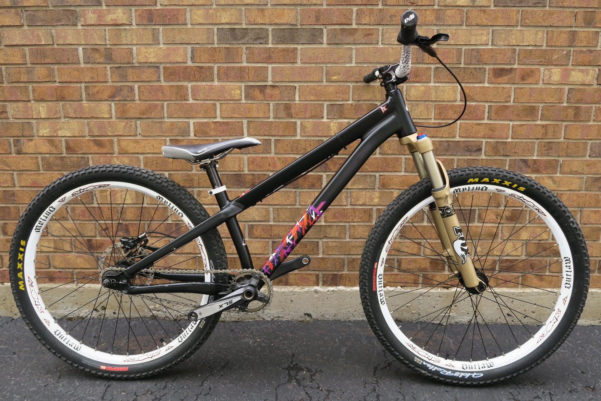 2012 SPECIALIZED P3