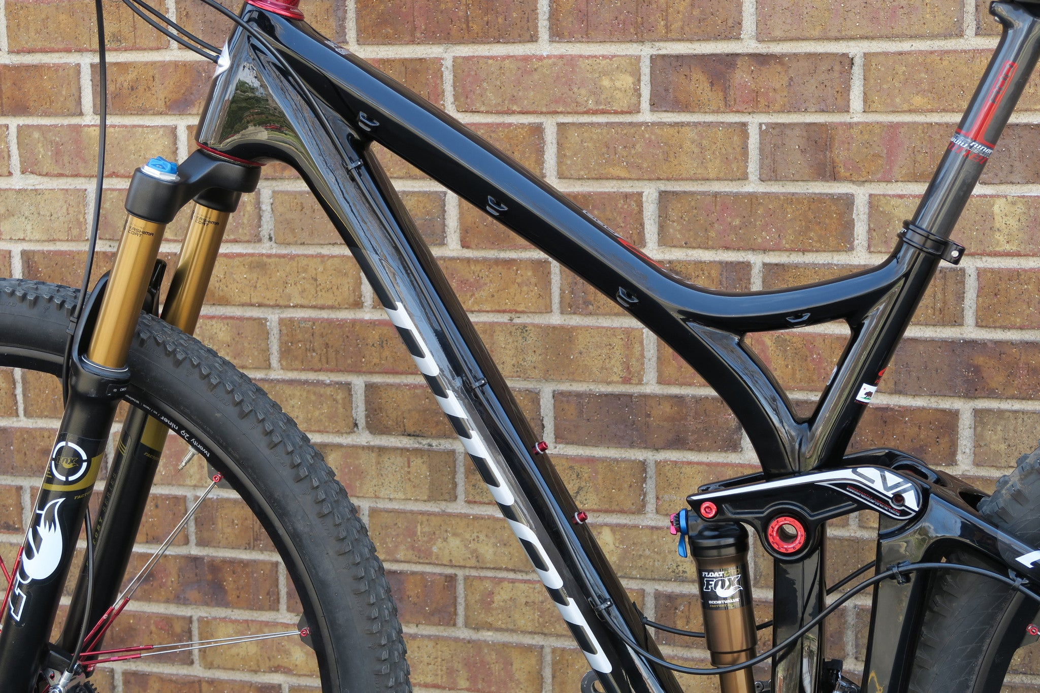 2014 NINER RIP 9 RDO CARBON 5-STAR XTR BUILD 29
