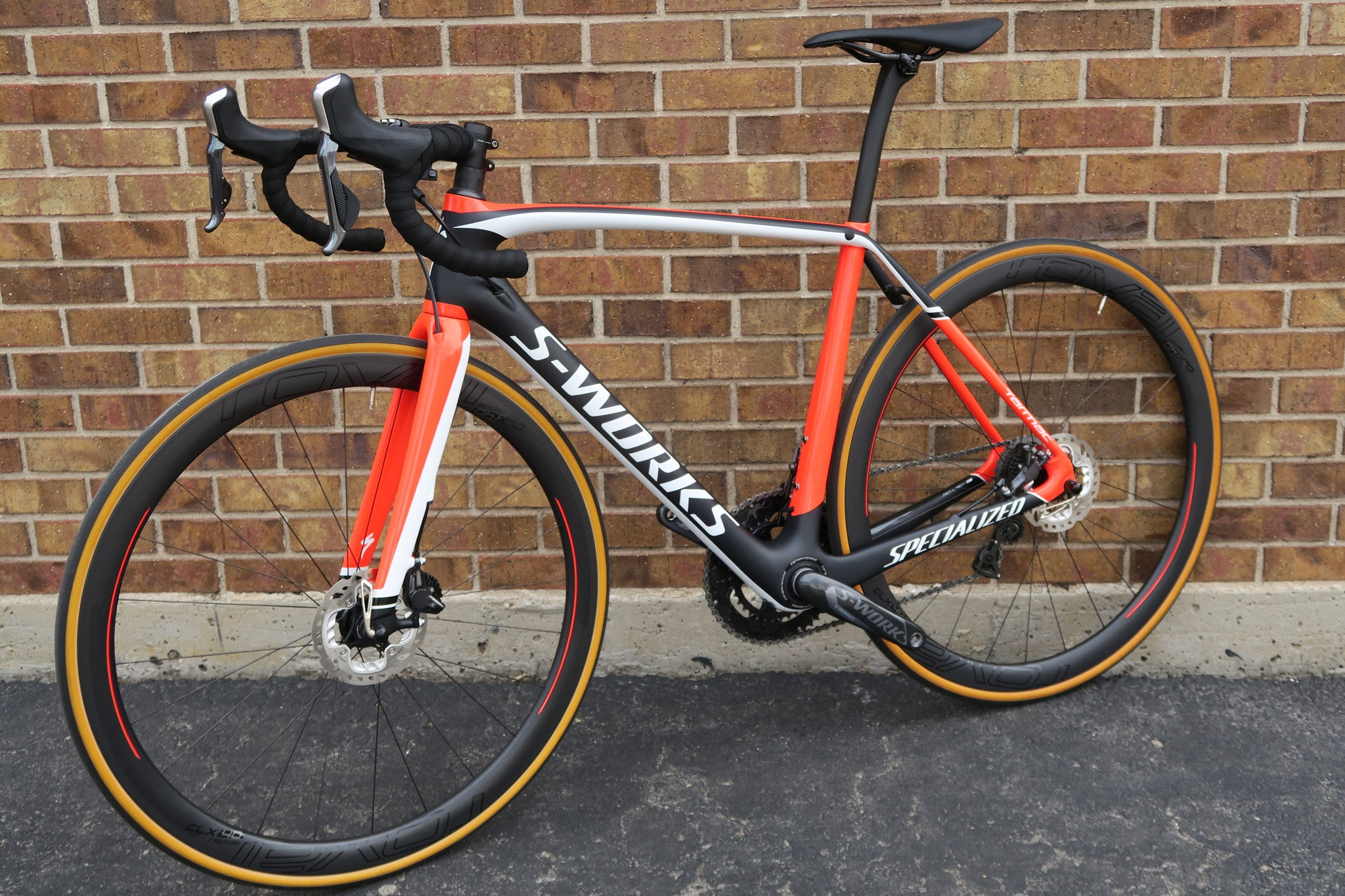 2016 S-WORKS TARMAC CARBON DISC DI2
