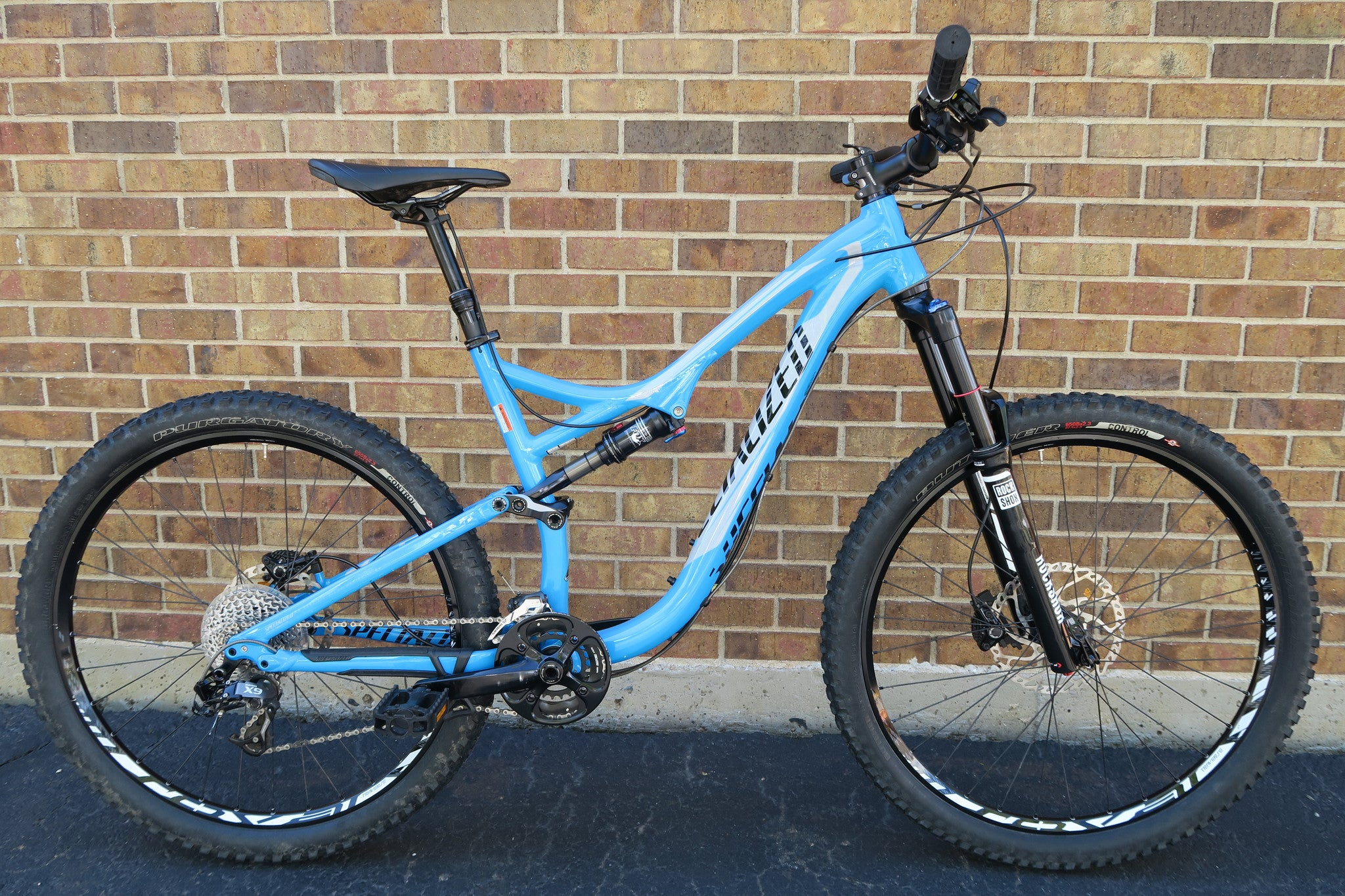 2015 SPECIALIZED STUMPJUMPER COMP EVO 650B