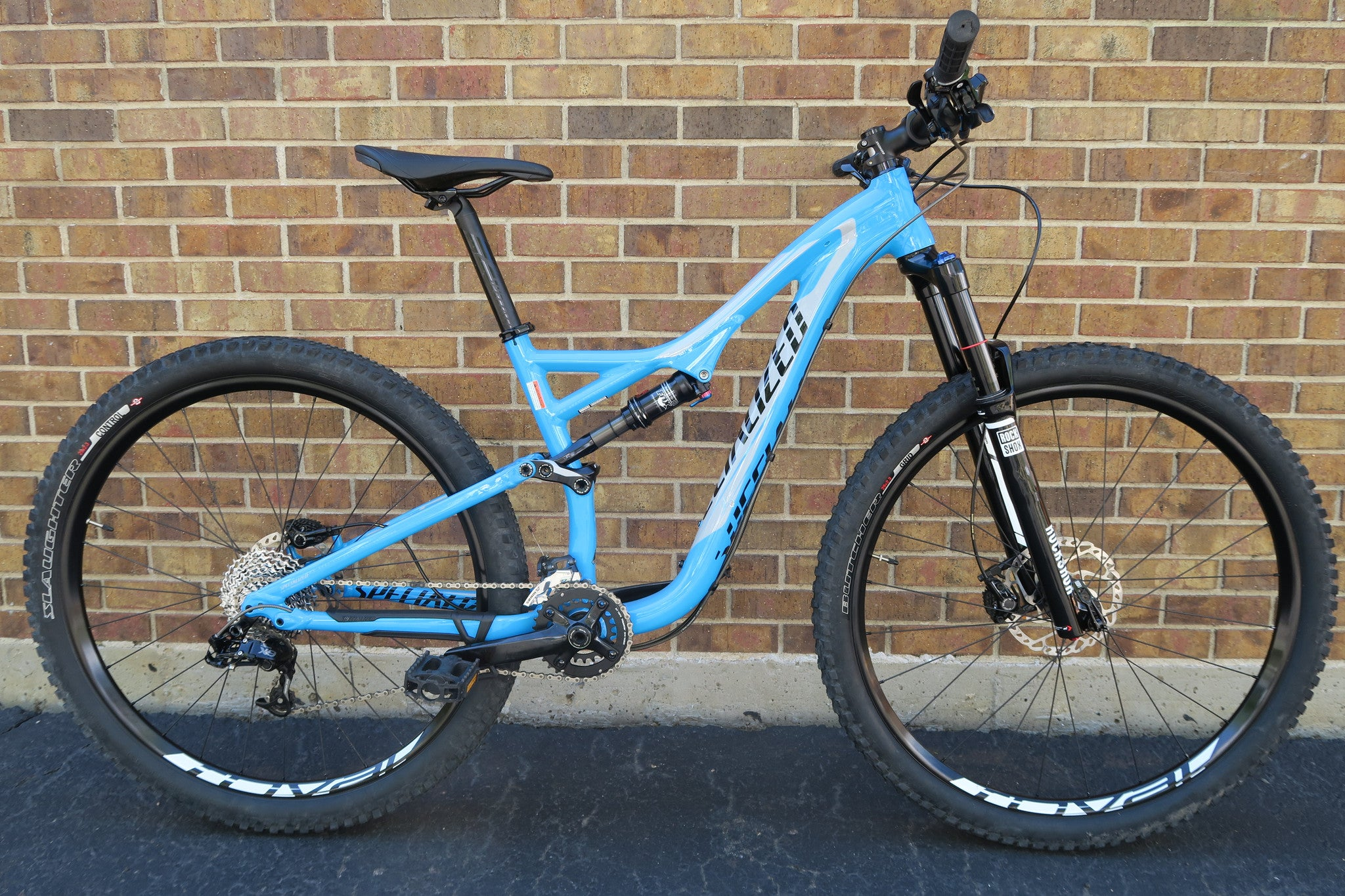 2015 SPECIALIZED STUMPJUMPER COMP EVO 29