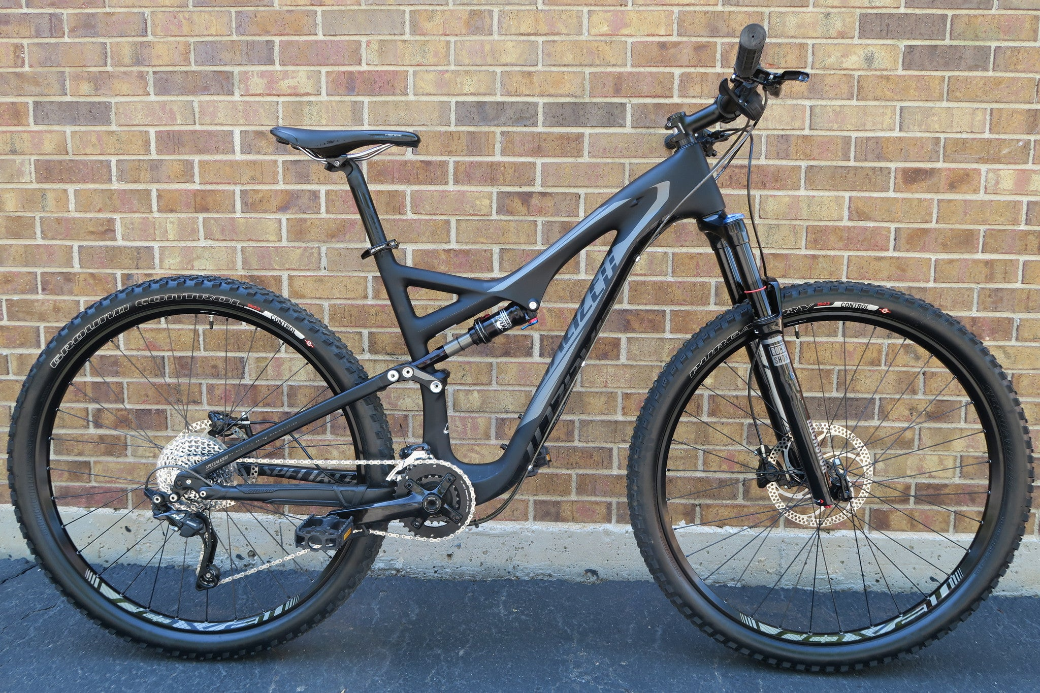 2014 SPECIALIZED STUMPJUMPER COMP CARBON 29