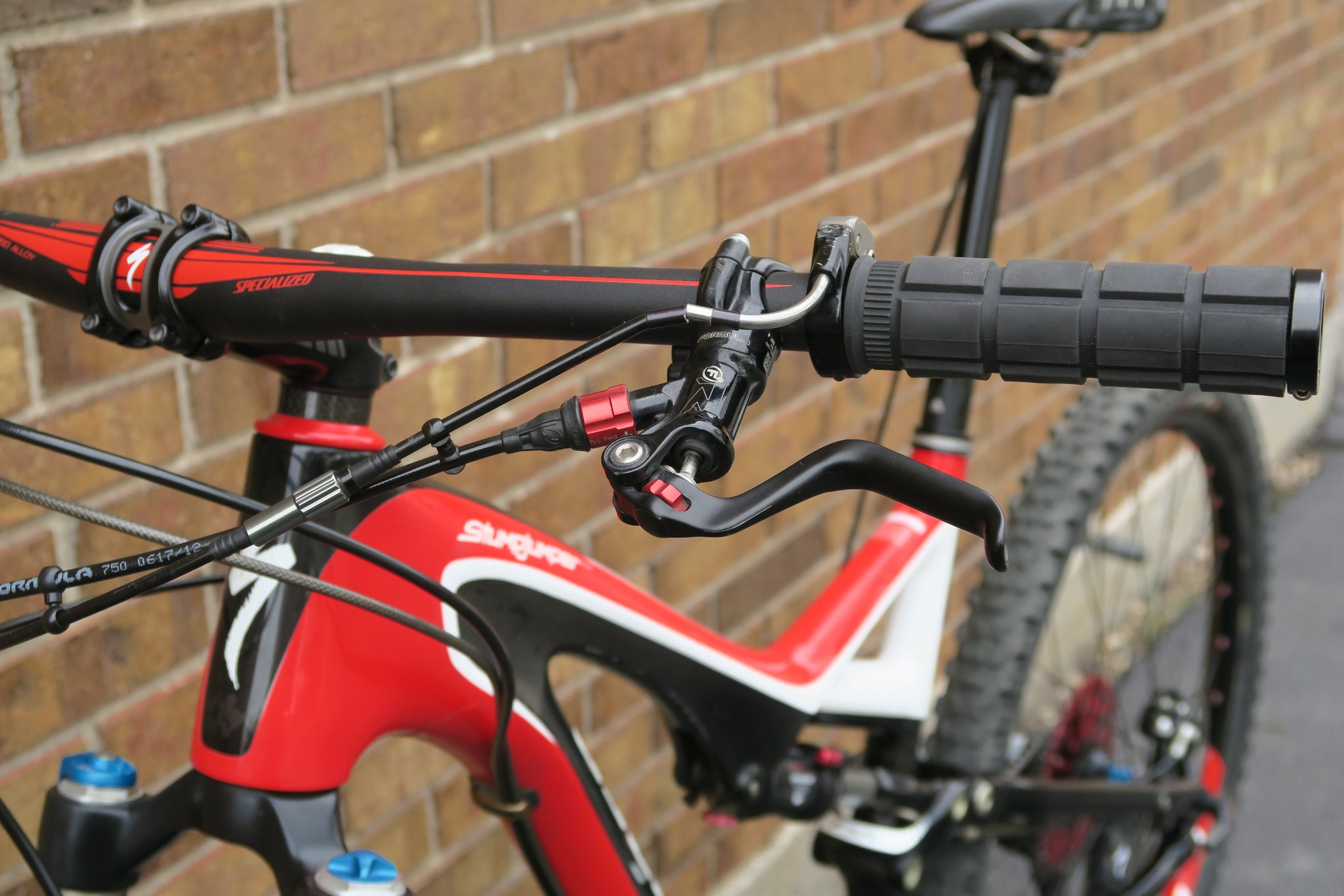 2012 SPECIALIZED STUMPJUMPER FSR EXPERT CARBON 29