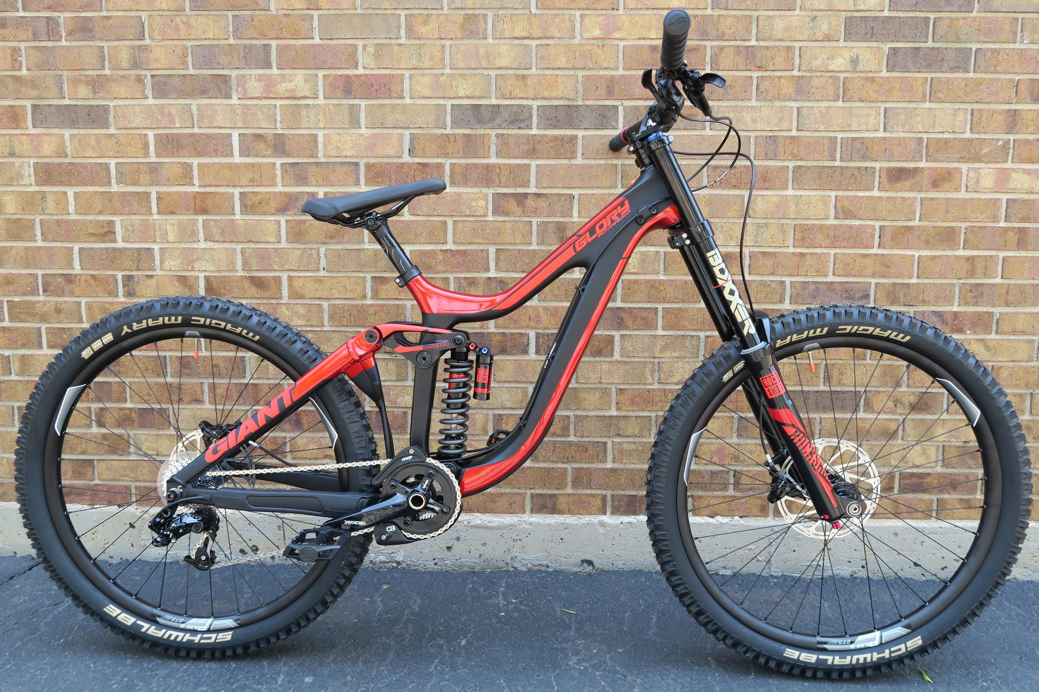 2015 GIANT GLORY 1 ADVANCED