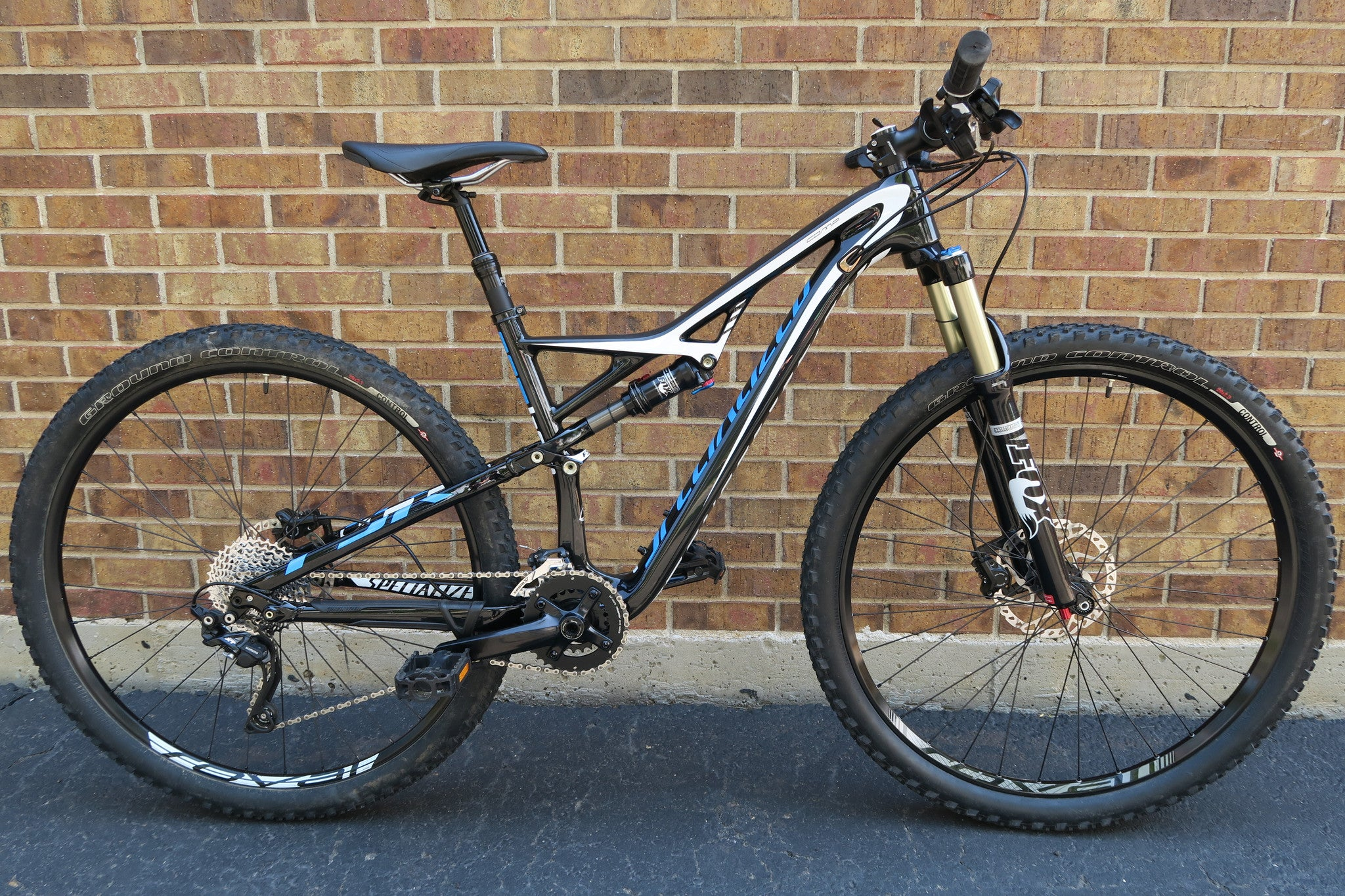 2015 SPECIALIZED CAMBER COMP CARBON 29