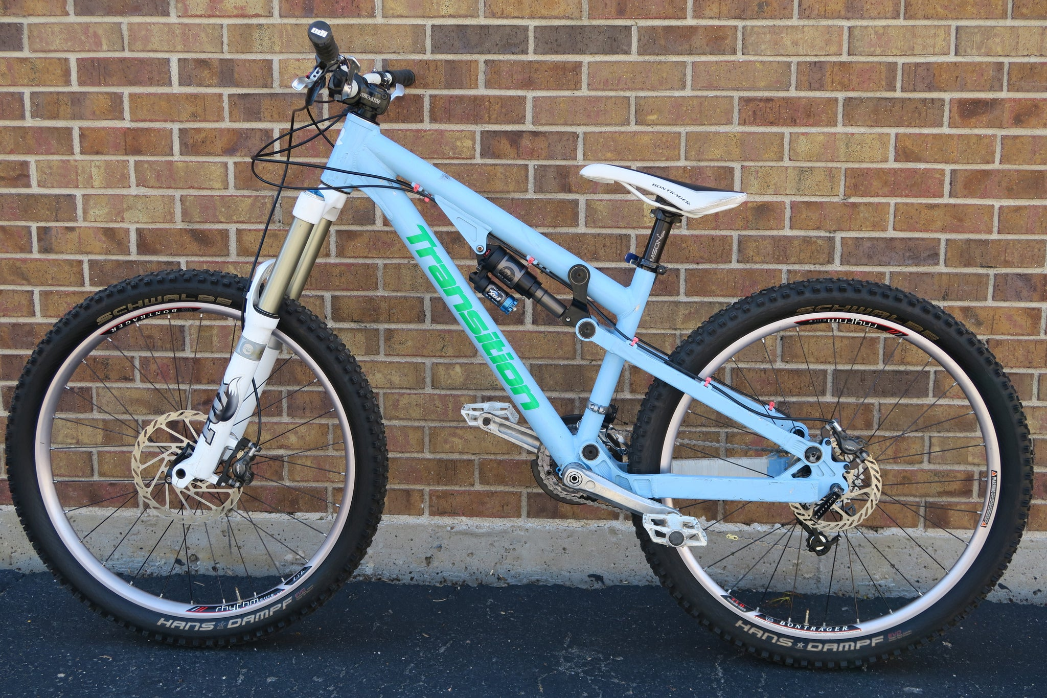 2010 TRANSITION BOTTLEROCKET 26""