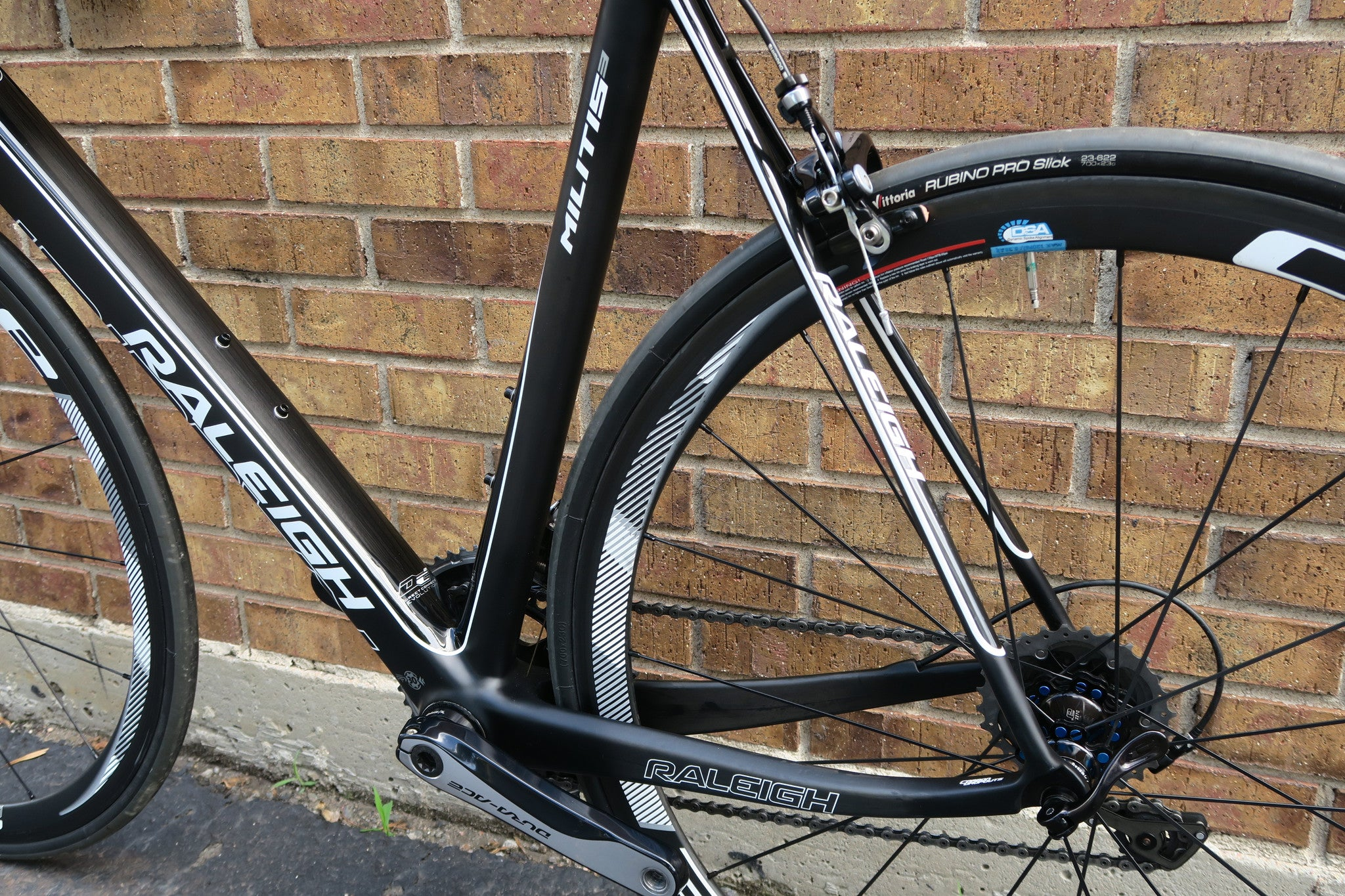 2013 RALEIGH MILITIS 3 CARBON DURA ACE