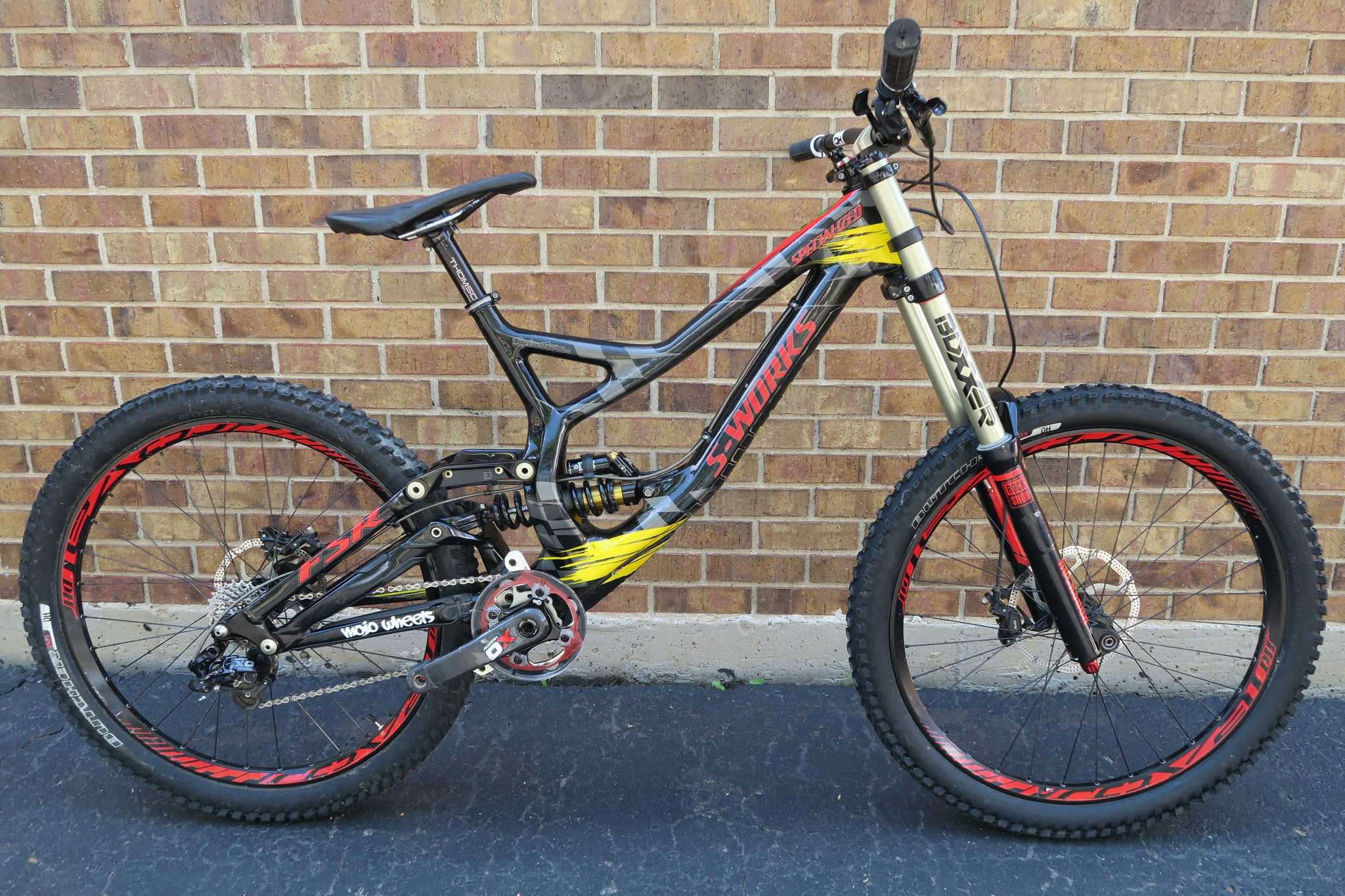 2013 S-WORKS DEMO 8 CARBON TROY LEE EDITION