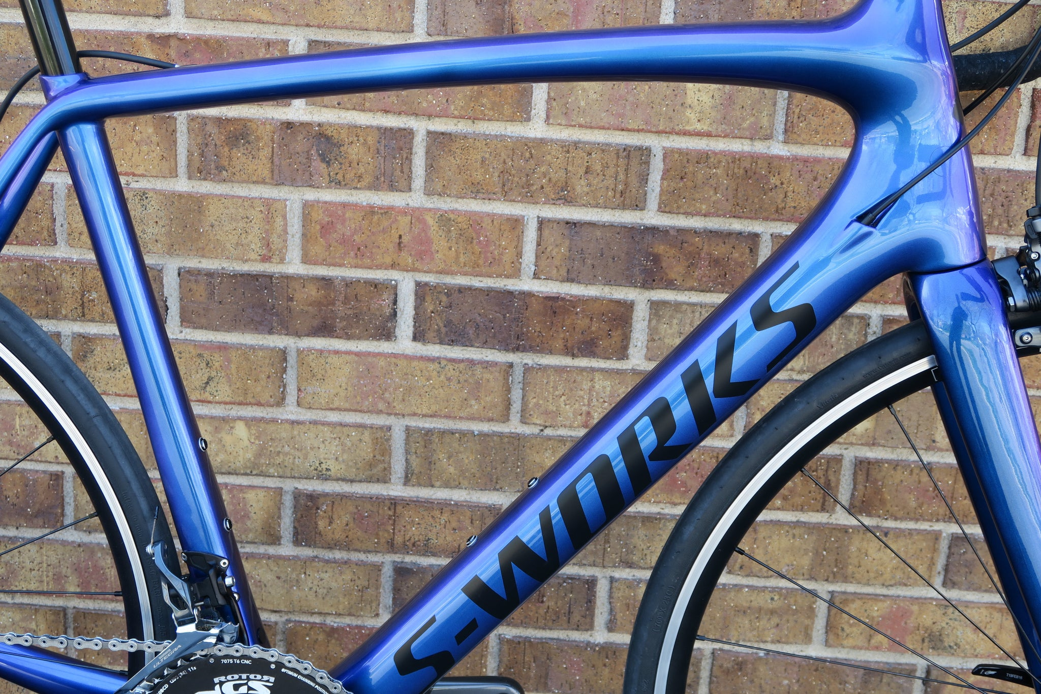2016 S-WORKS TARMAC CARBON LIMITED EDITION CHAMELEON