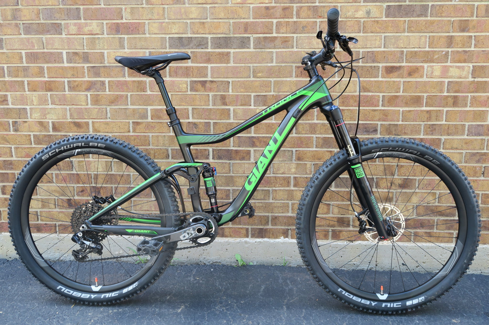 2015 GIANT TRANCE ADVANCED 1