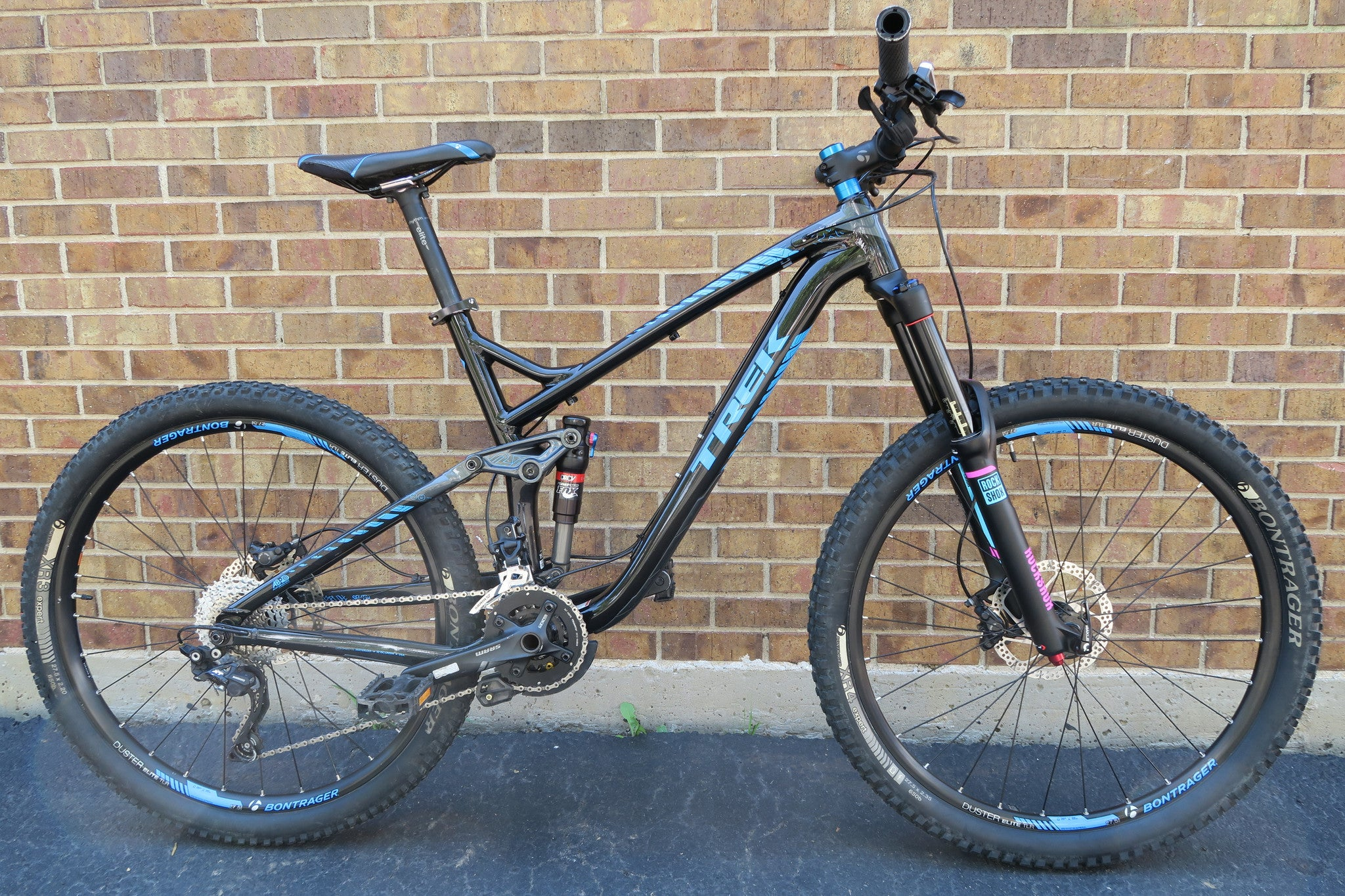 2015 TREK REMEDY 8 27.5