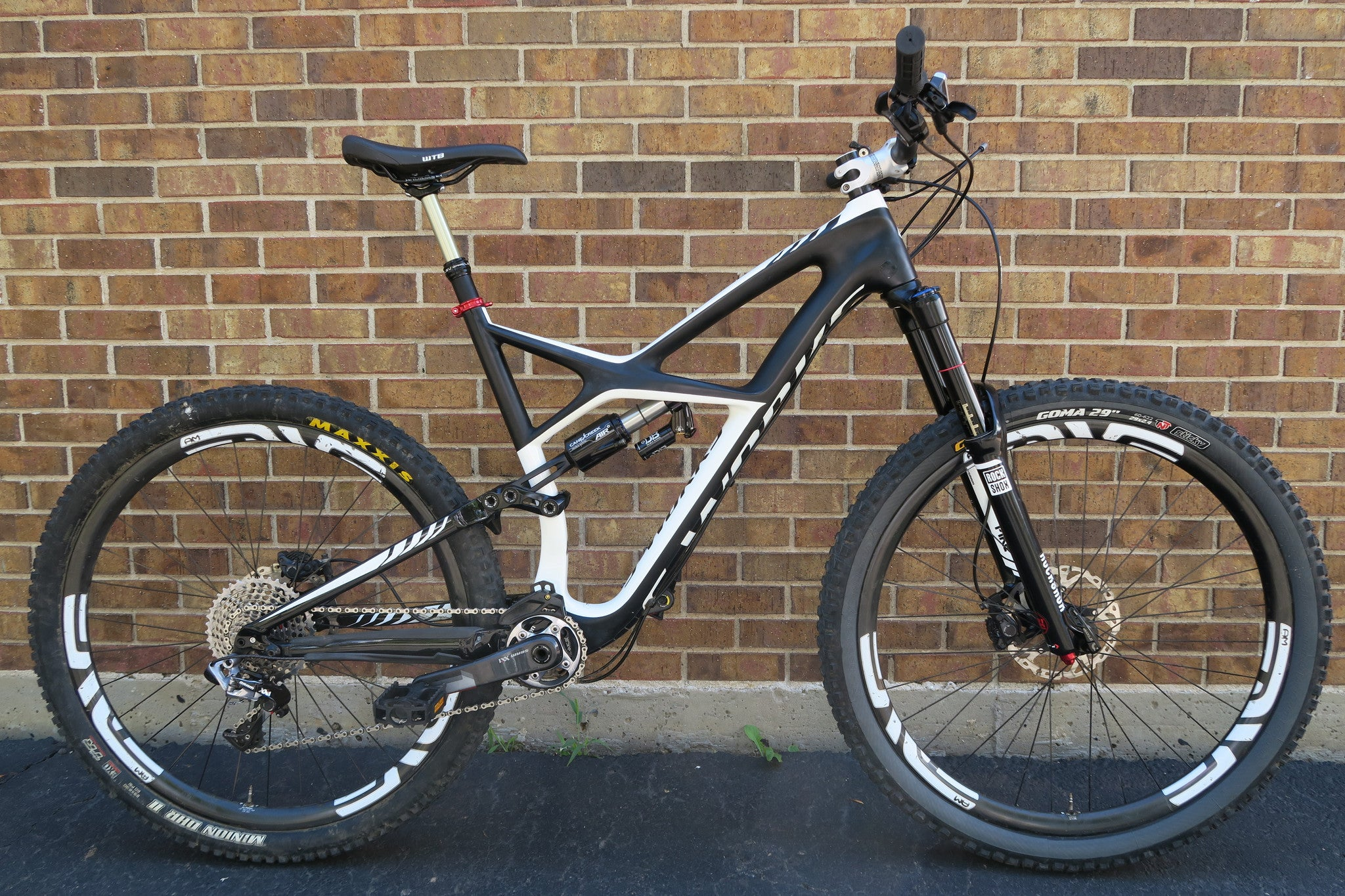 2014 S-WORKS ENDURO 29