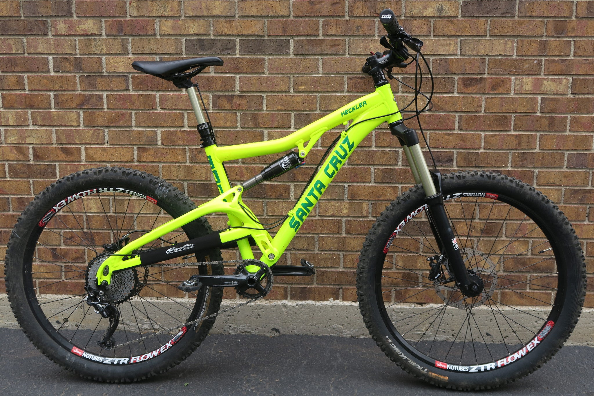 2012 SANTA CRUZ HECKLER