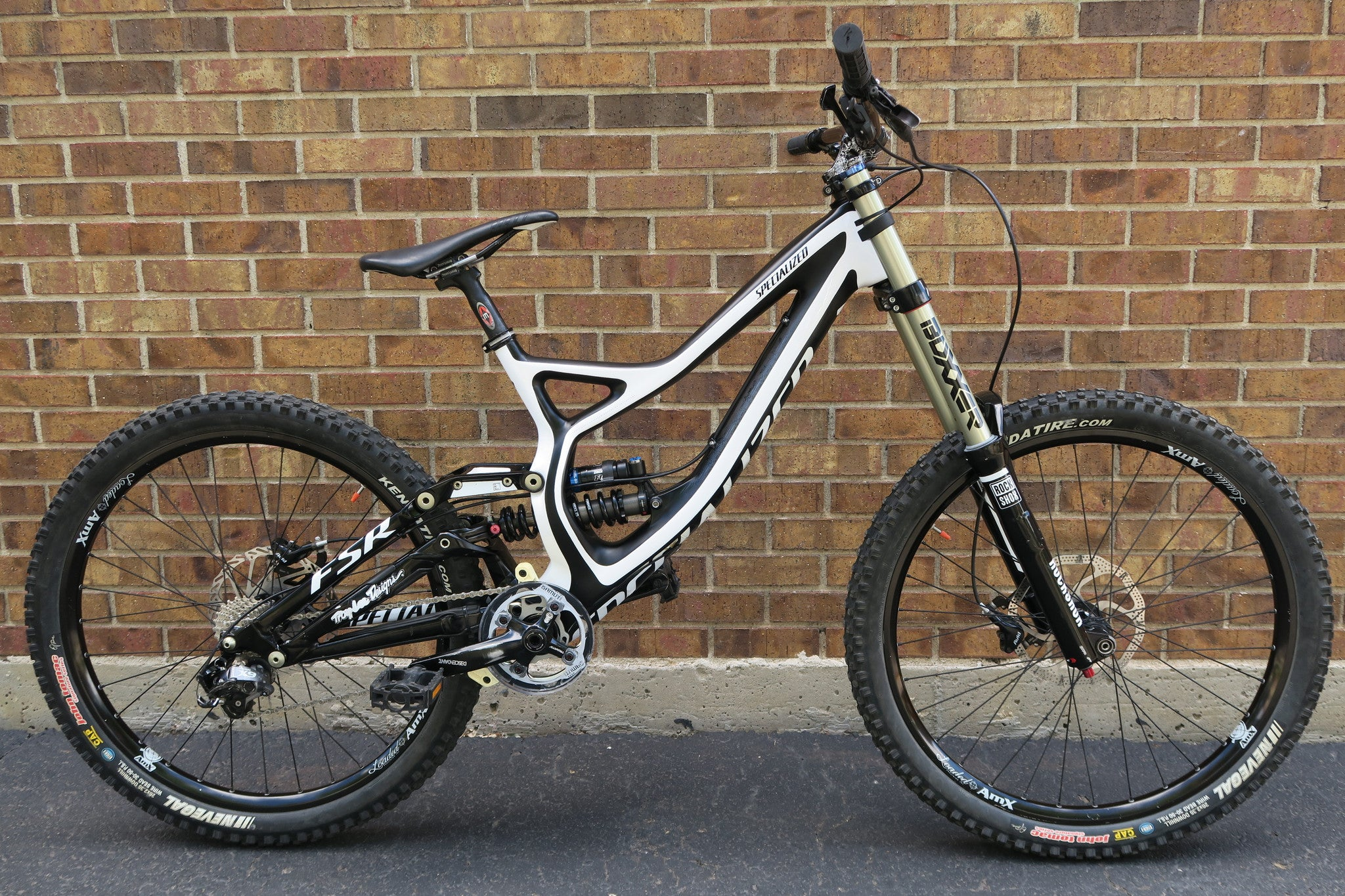 2013 SPECIALIZED DEMO 8 1 CARBON