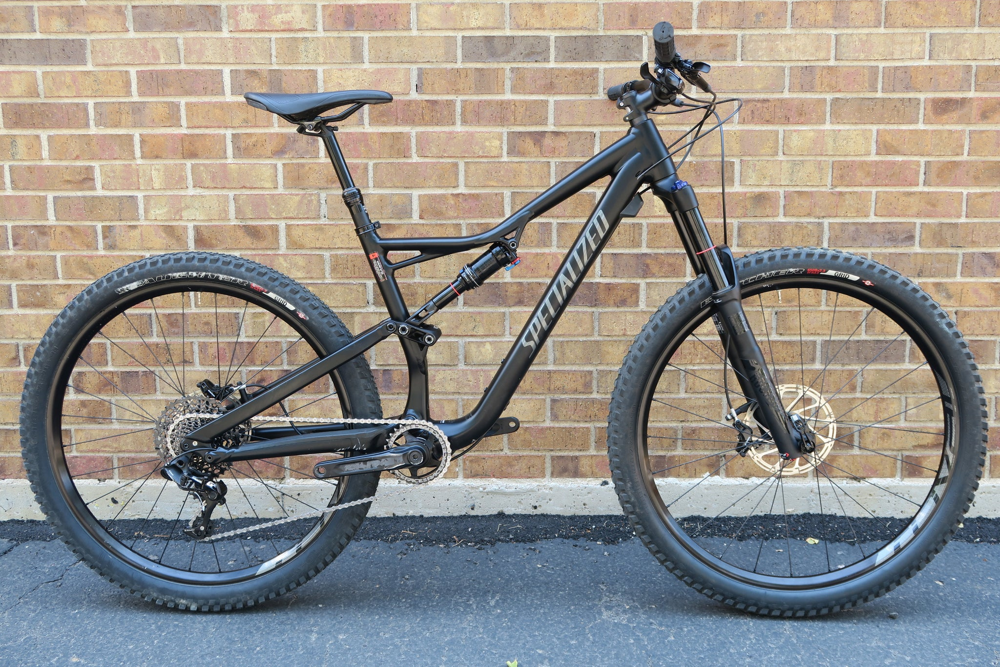 2017 SPECIALIZED STUMPJUMPER FSR COMP 650B