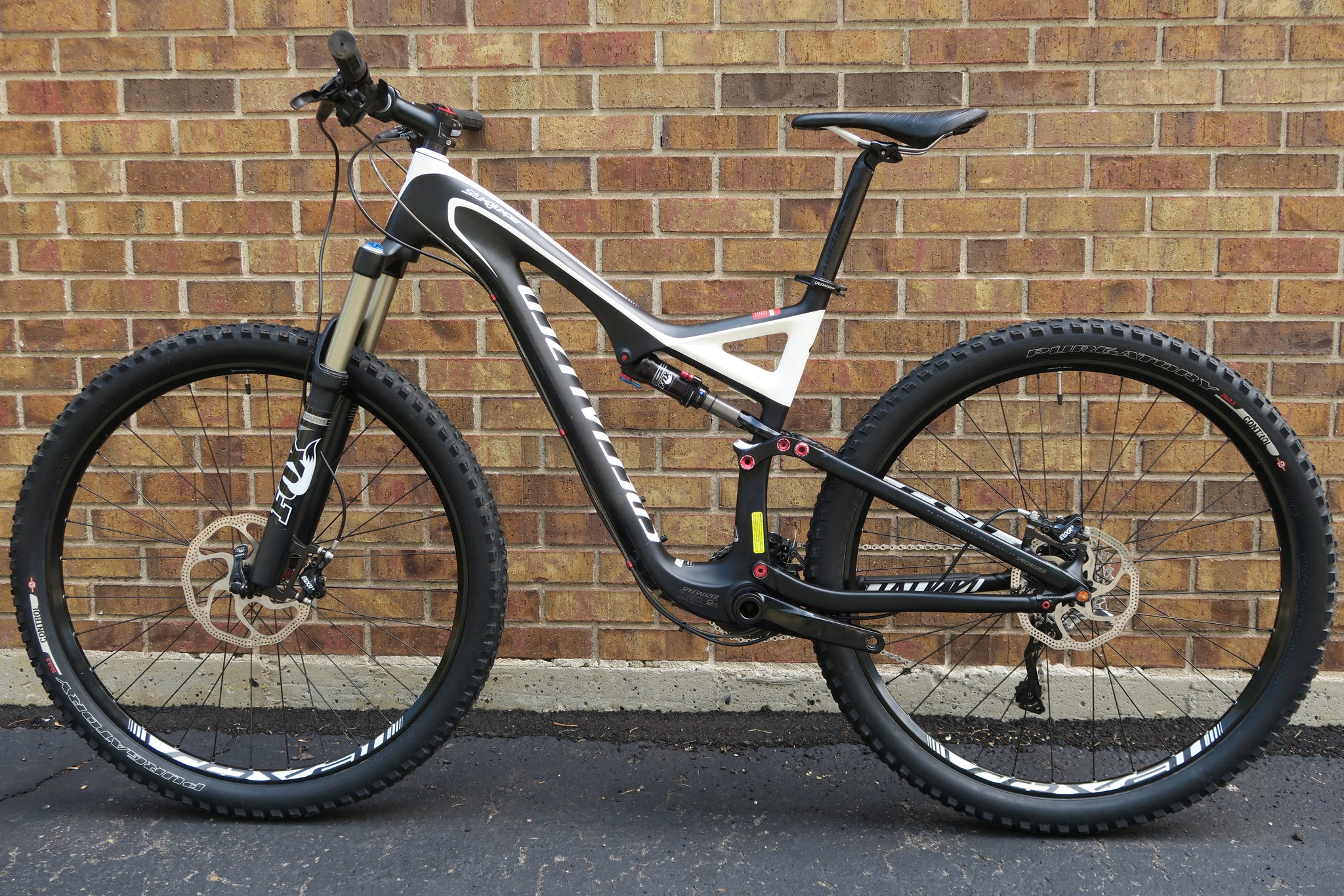 2013 SPECIALIZED STUMPJUMPER FSR COMP CARBON 29""