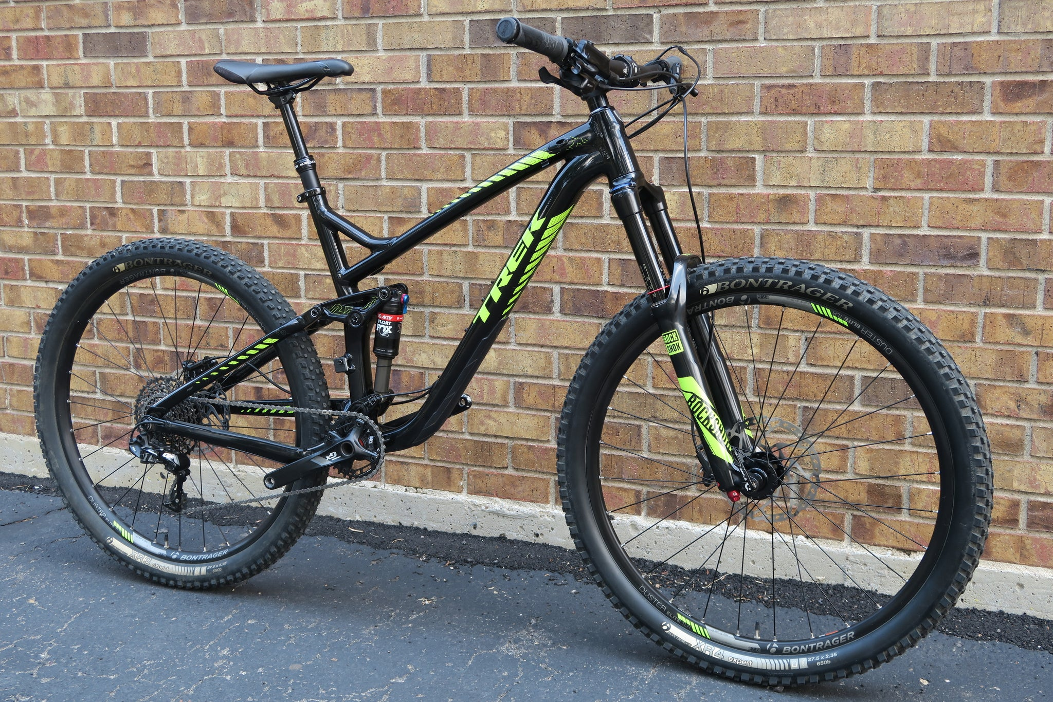 2016 TREK REMEDY 8 27.5""