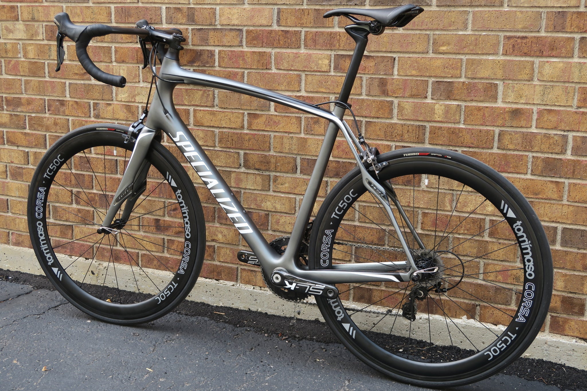 2015 SPECIALIZED ROUBAIX SL4 CUSTOM BUILD