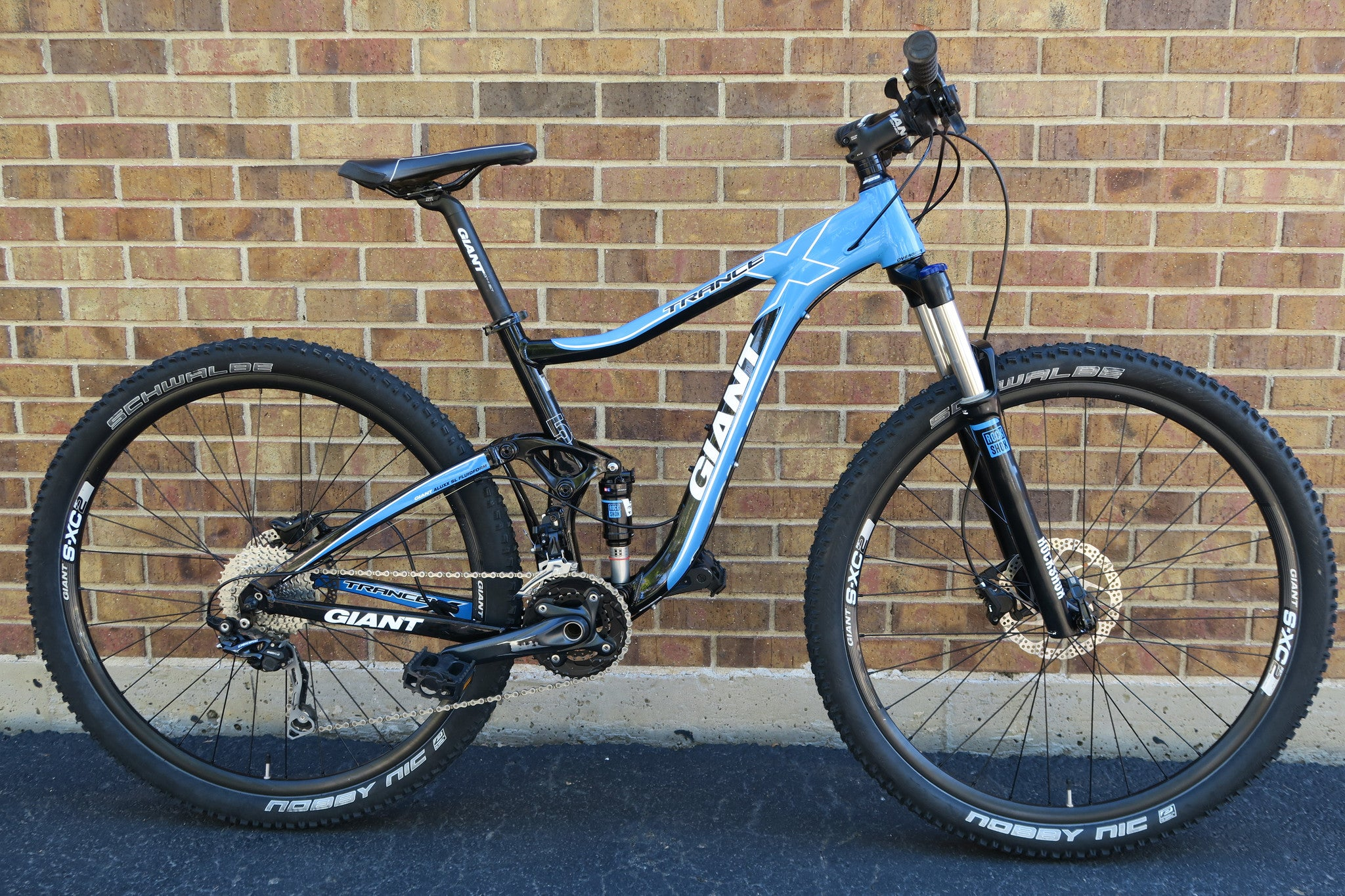 2014 GIANT TRANCE X 29