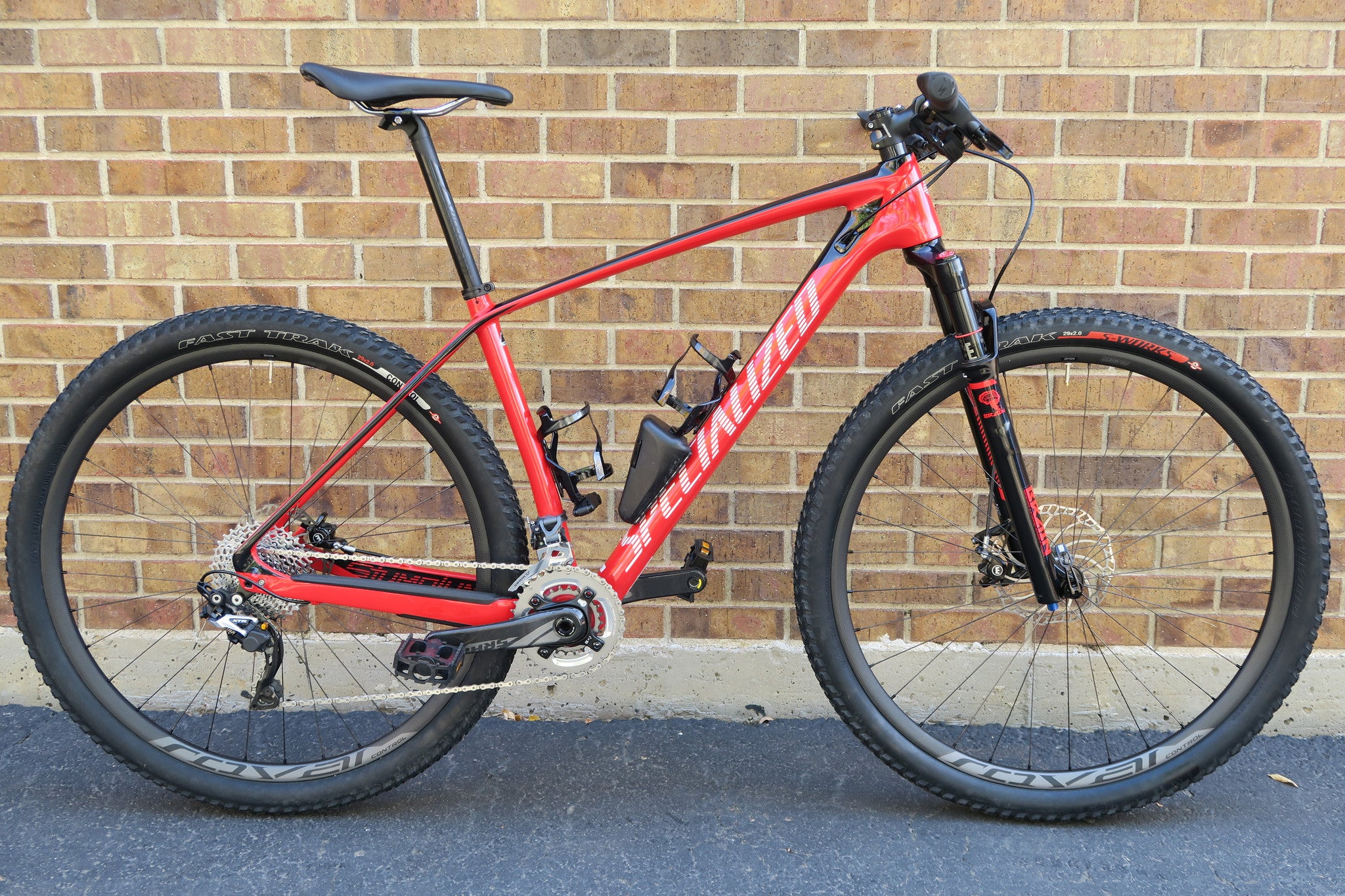 2014 SPECIALIZED STUMPJUMPER HT EXPERT CARBON 29 – Altitude Bicycles
