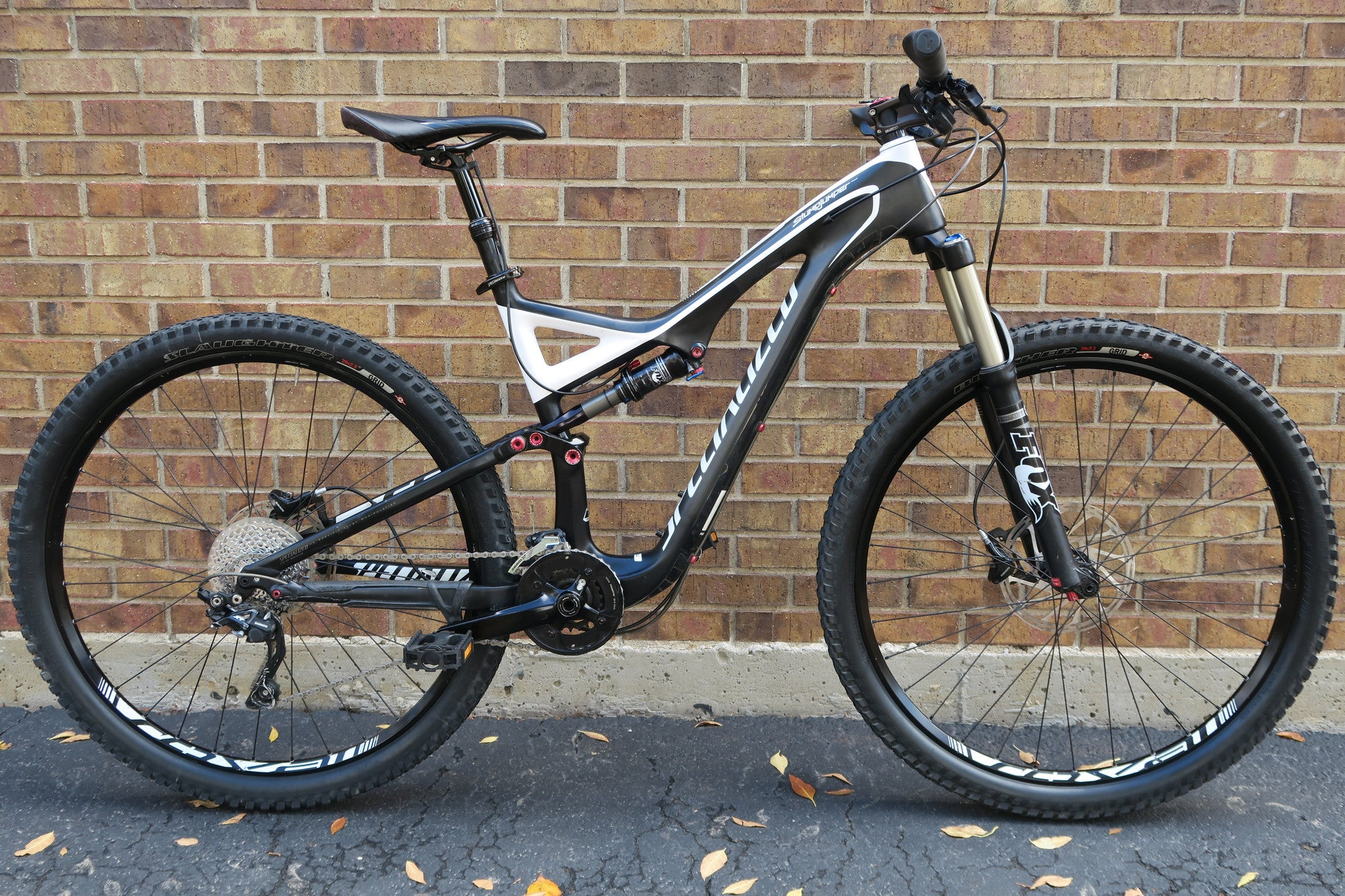 2013 SPECIALIZED STUMPJUMPER COMP CARBON 29