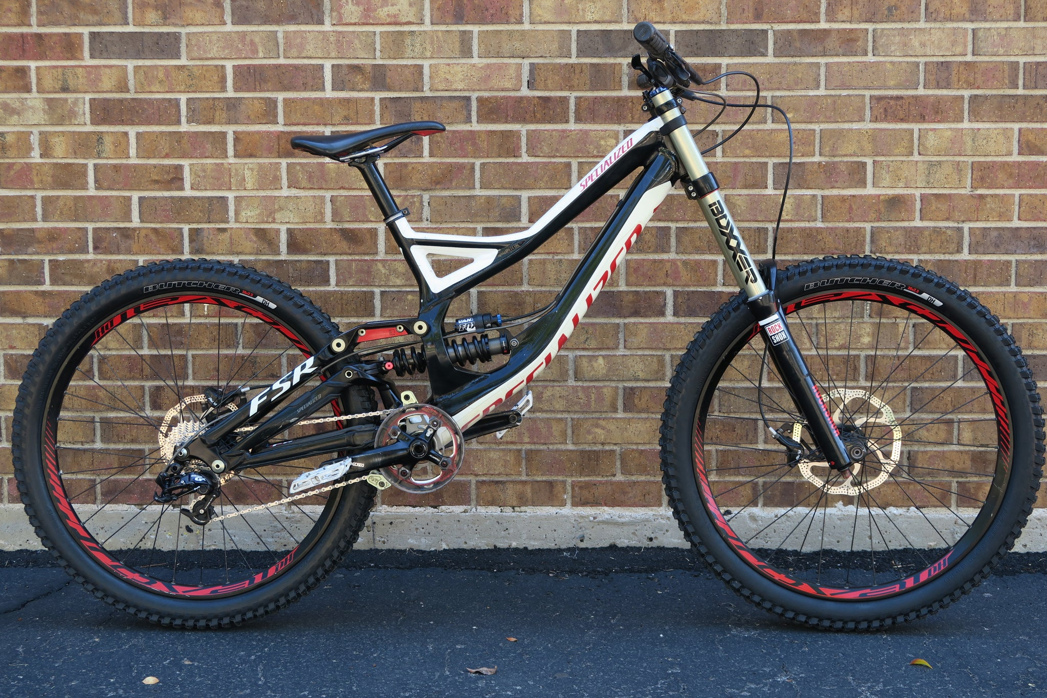 2013 SPECIALIZED DEMO 8 I 26""