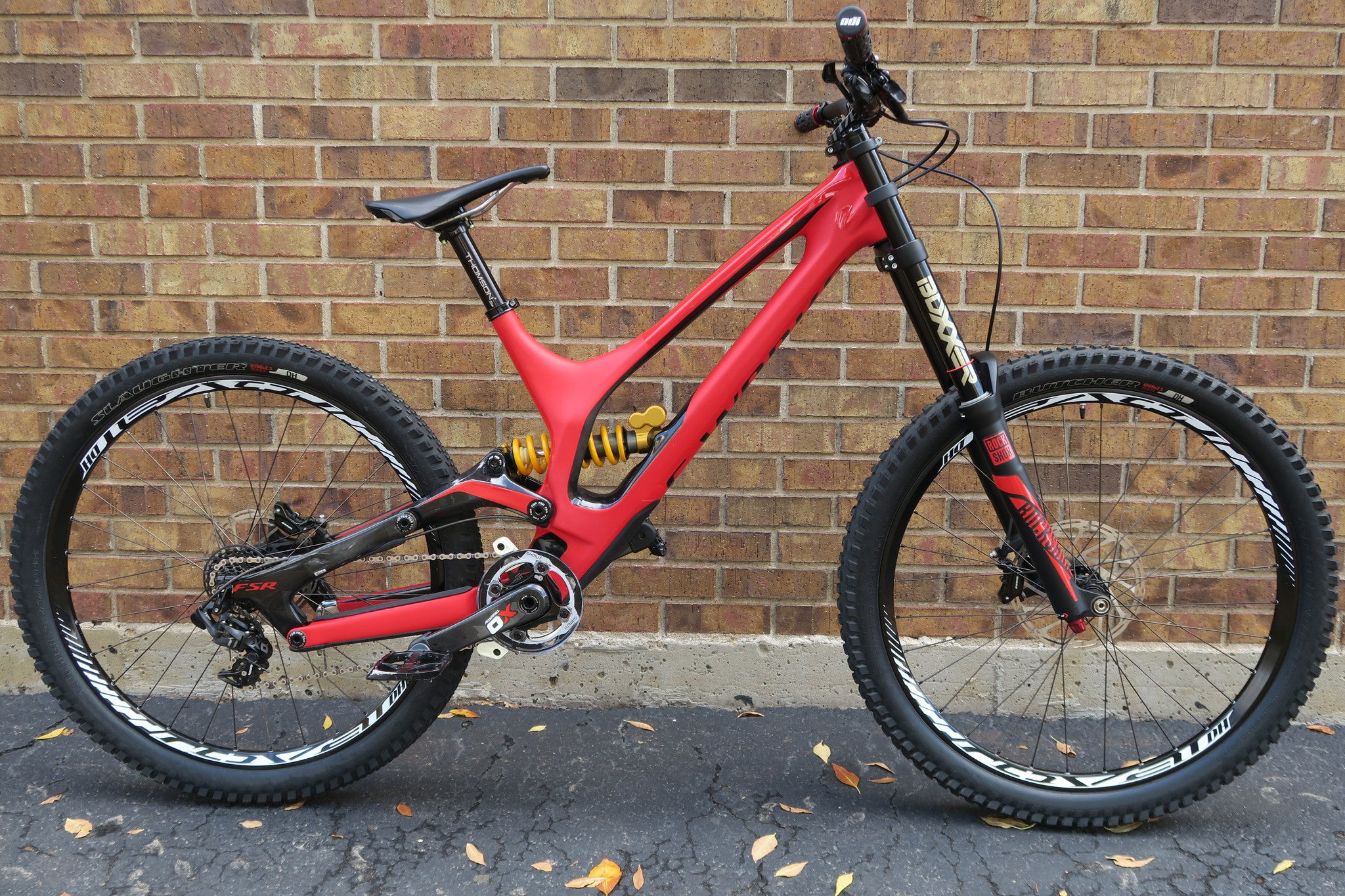 2015 S-WORKS DEMO 8